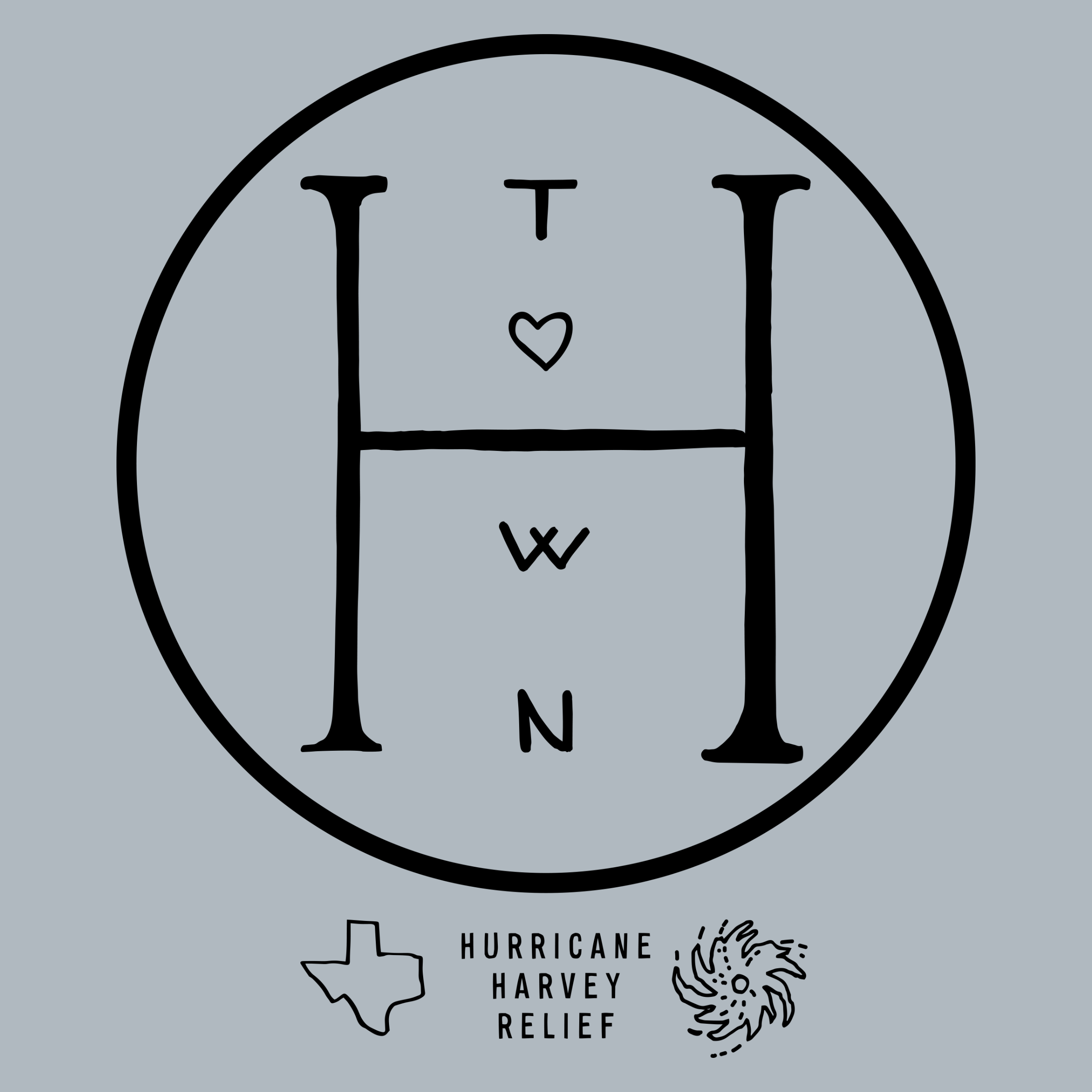 H-town Is My Town - Houston Flood Relief
