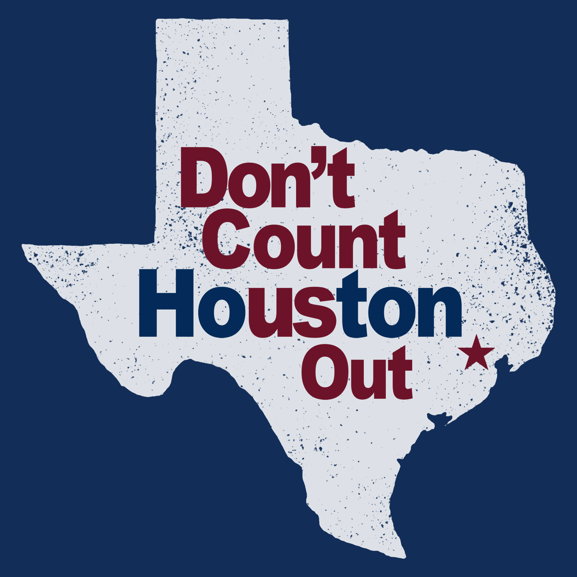 Don't Count Houston Out