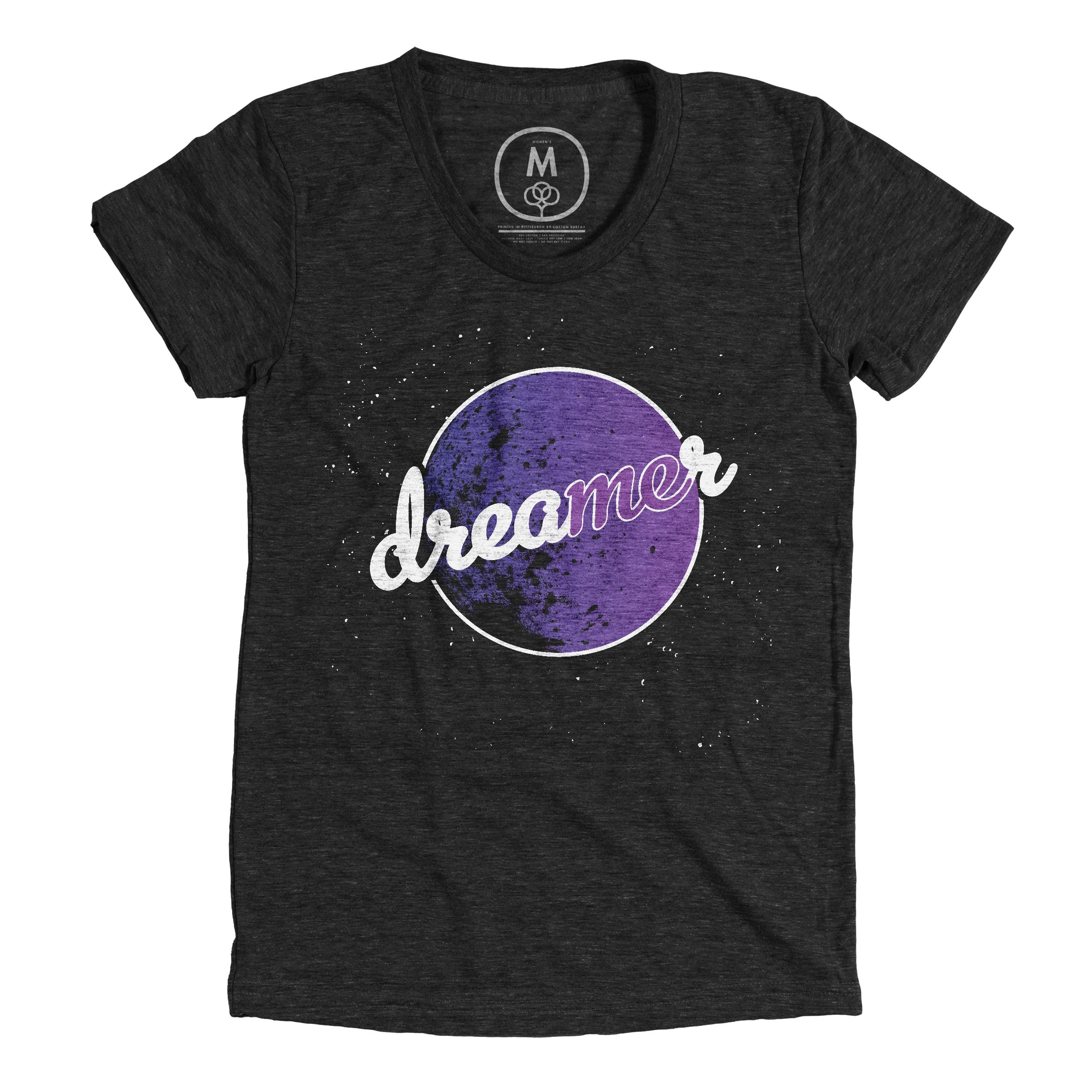 The Dreamer in Me Vintage Black (Women's)