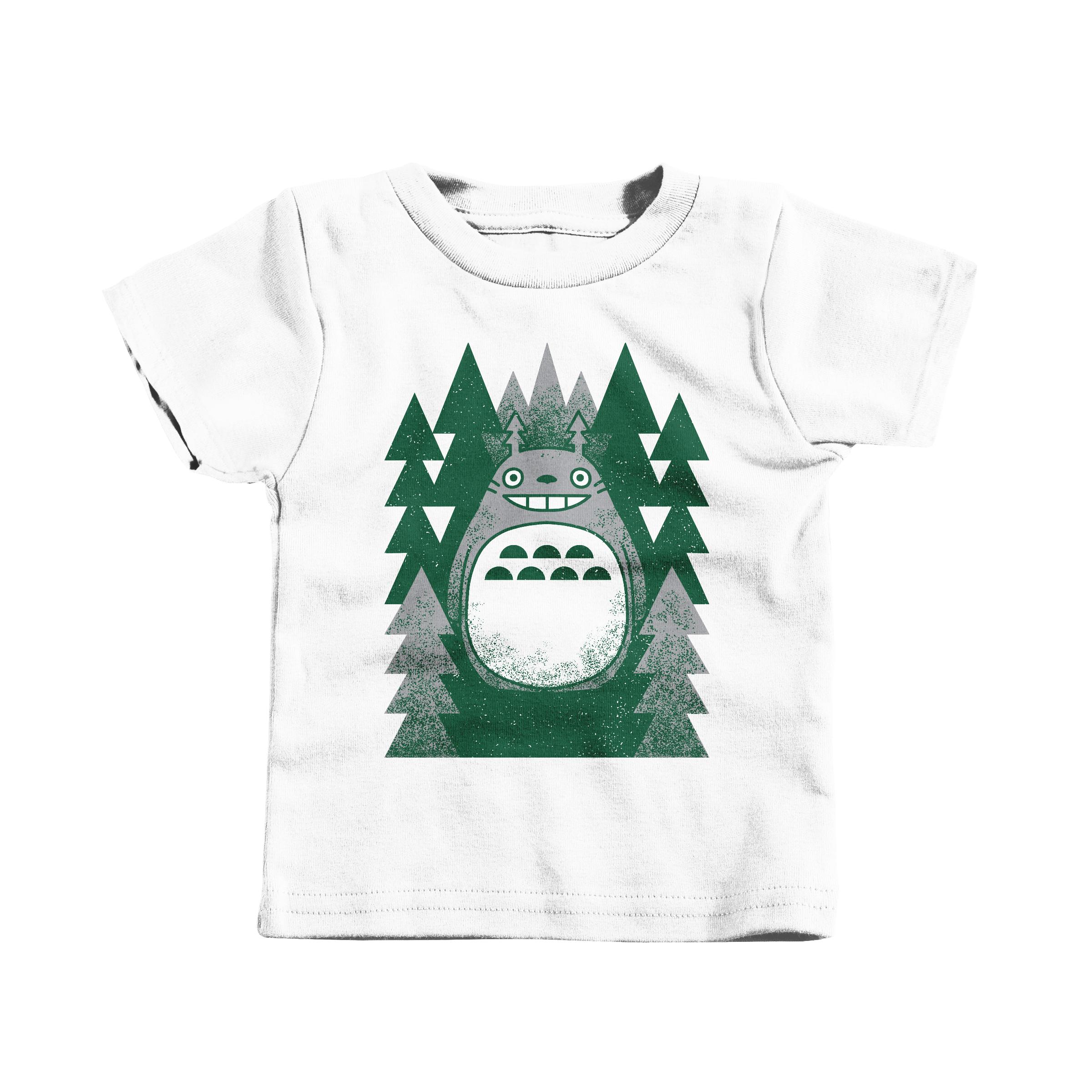 Forest Spirit White (T-Shirt)