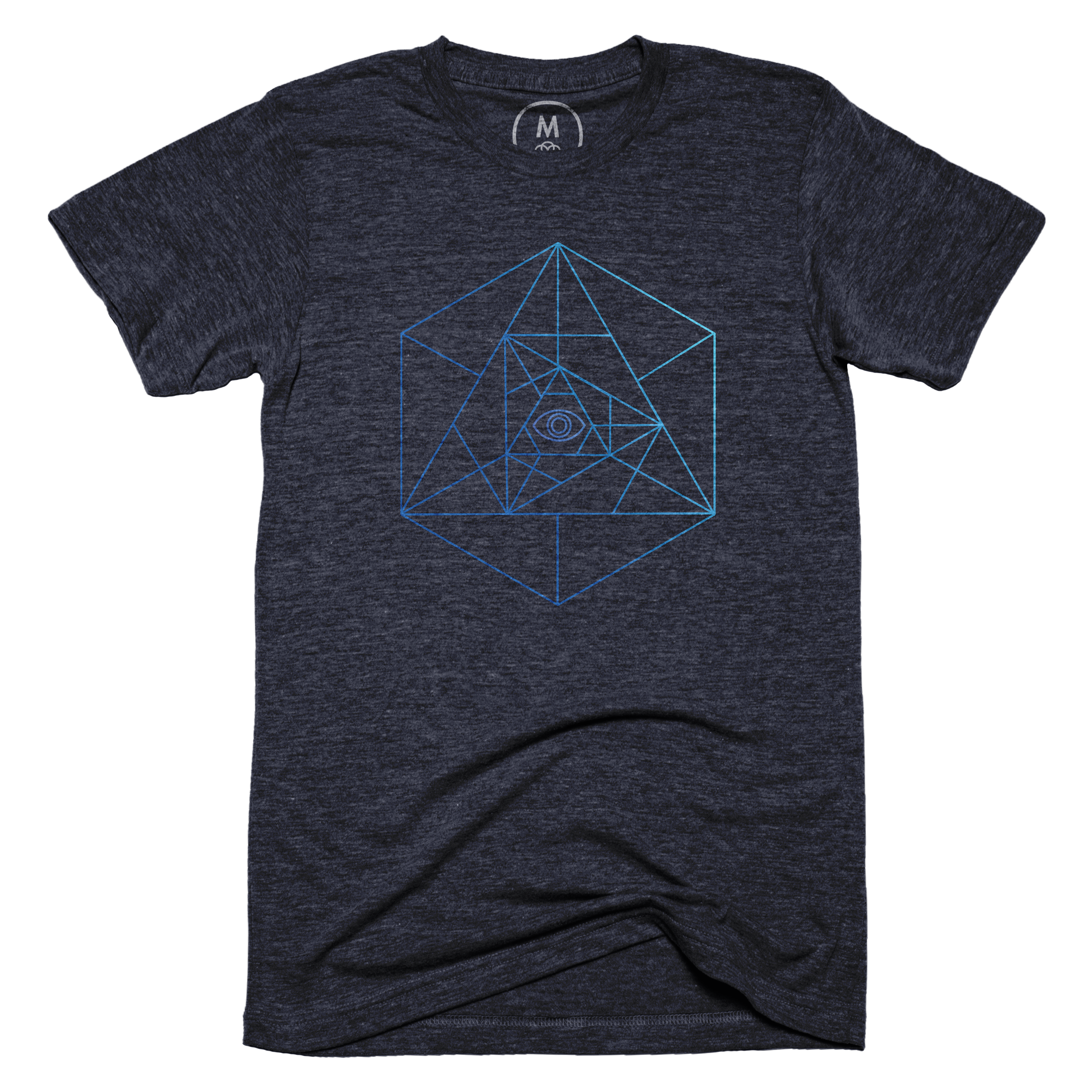 Sacred Geometry Vintage Navy (Men's)