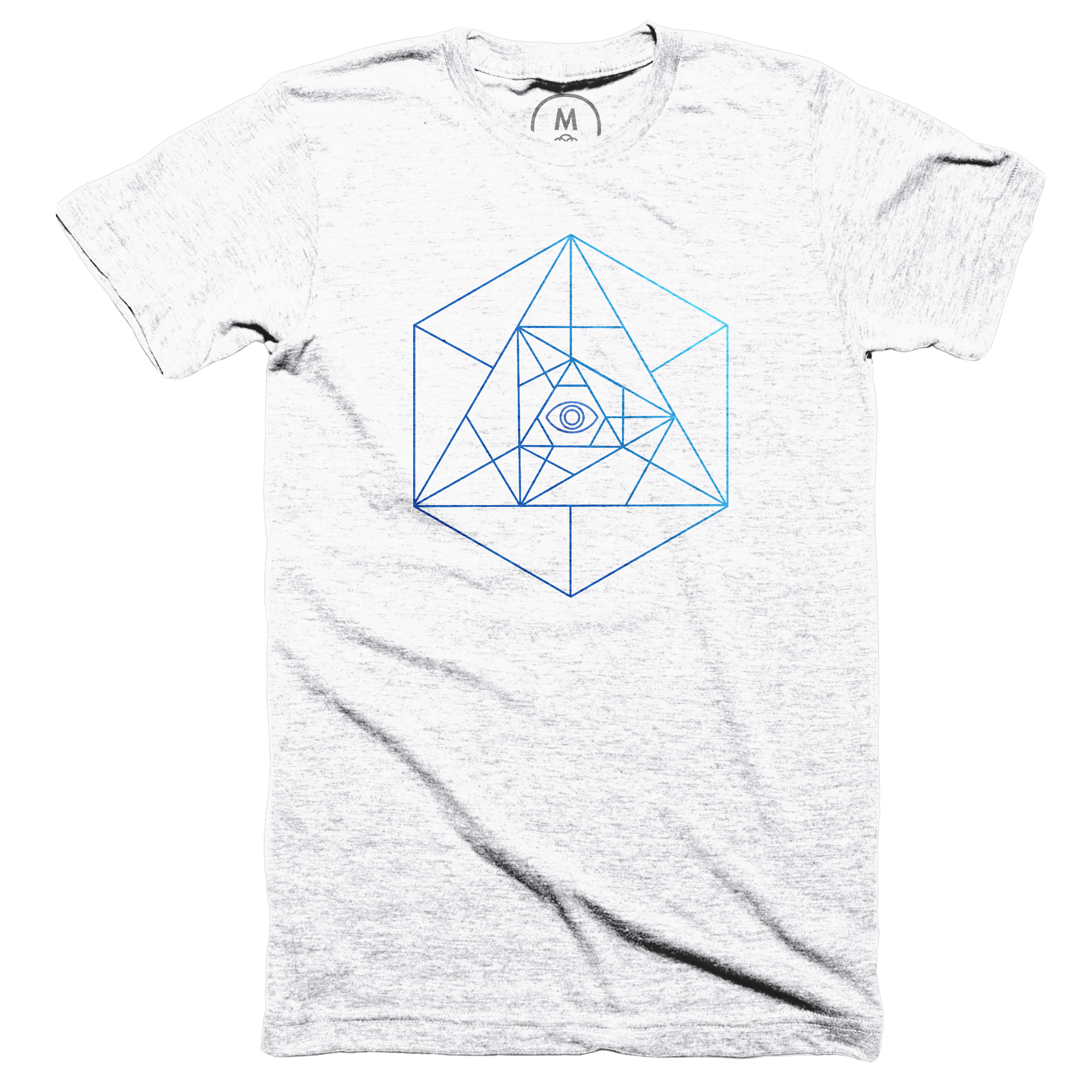 Sacred Geometry Heather White (Men's)