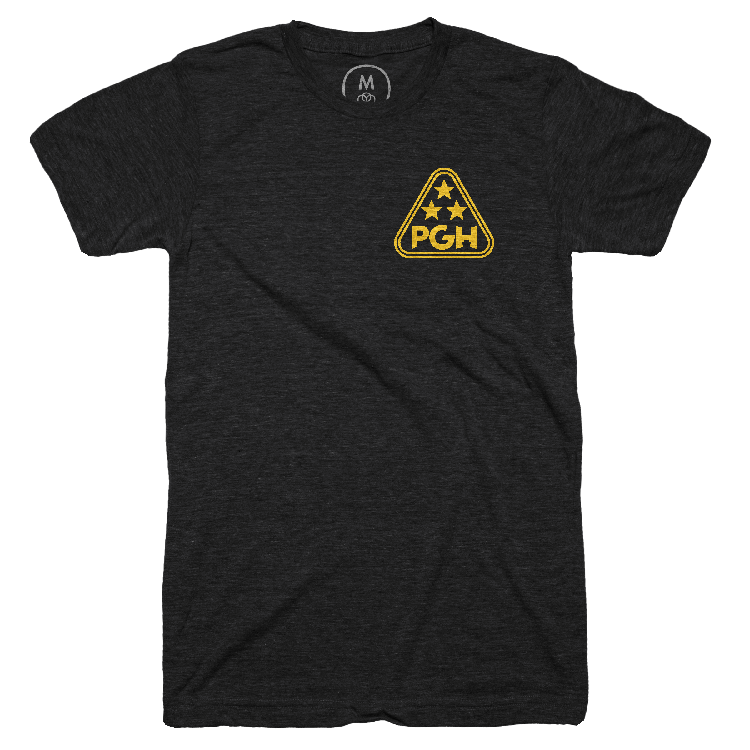 The Golden Triangle Vintage Black (Men's)
