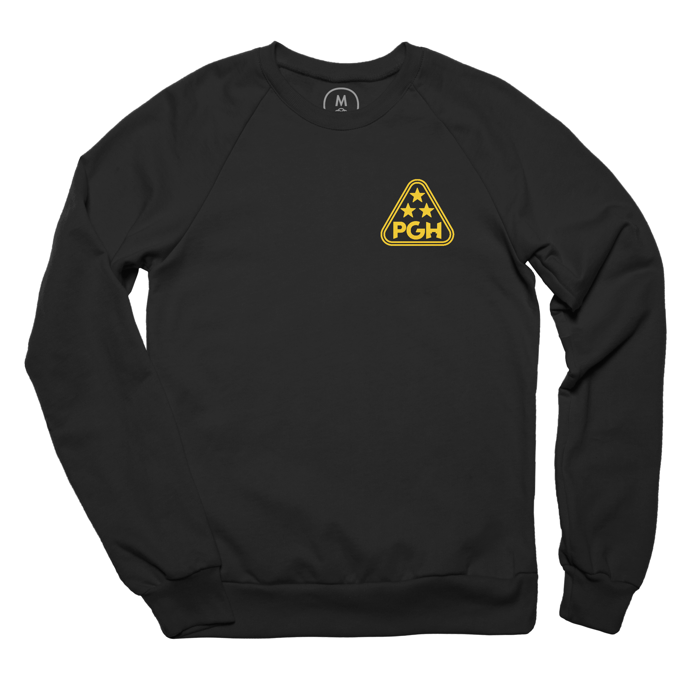 The Golden Triangle Pullover Crewneck