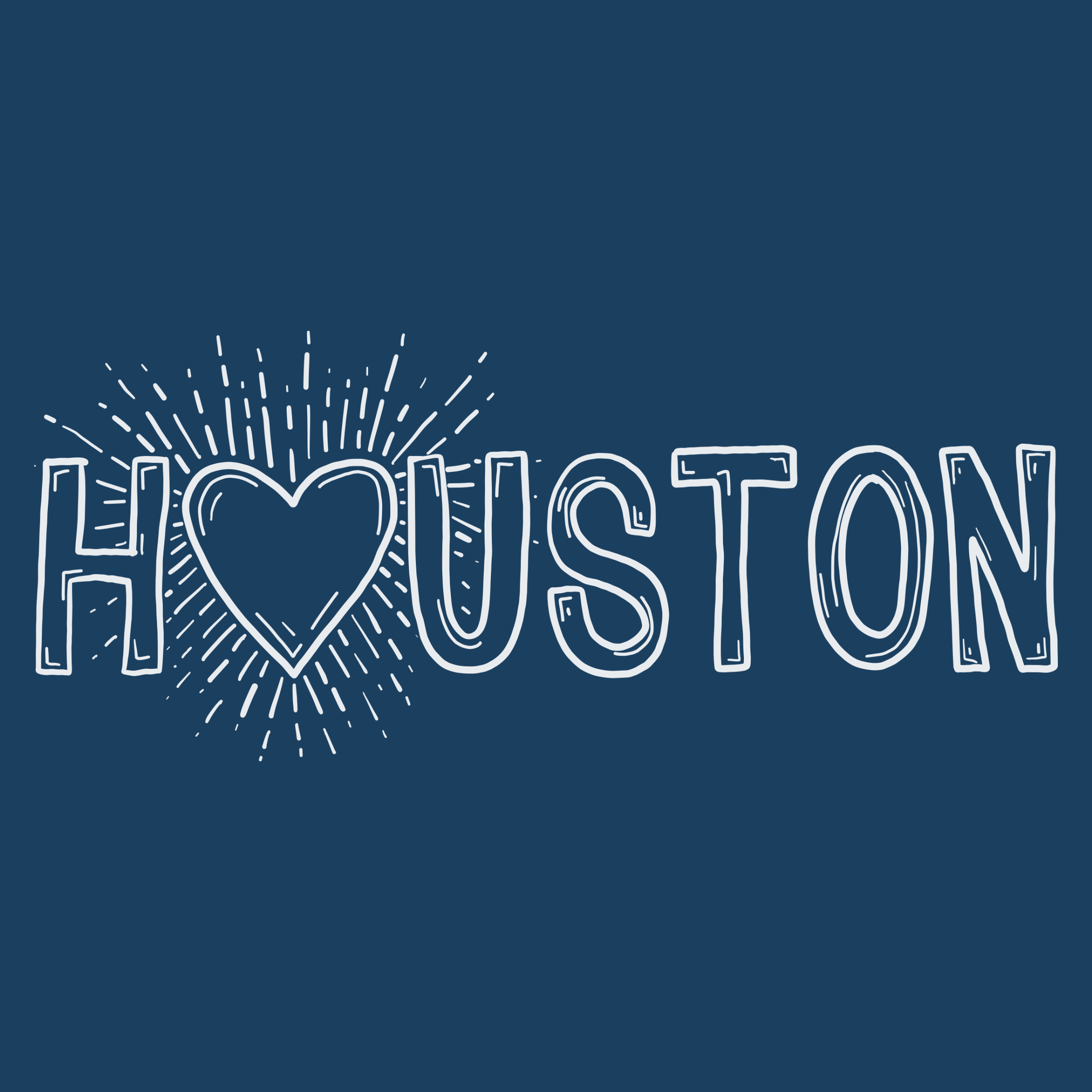 My Heart is With Houston