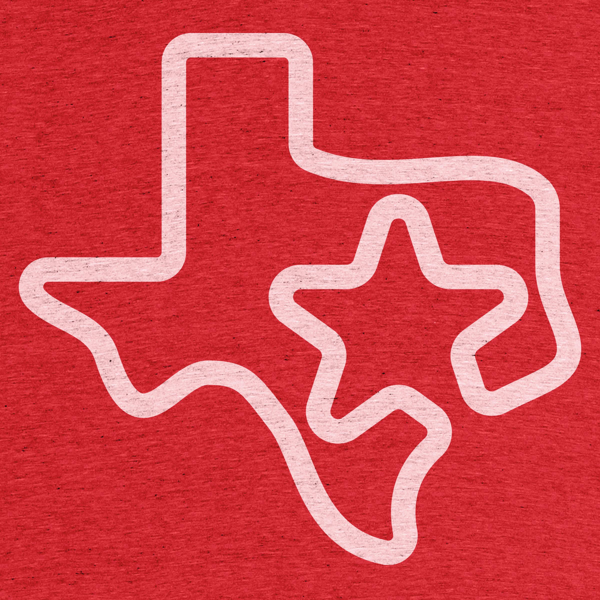 Branded Texan Detail