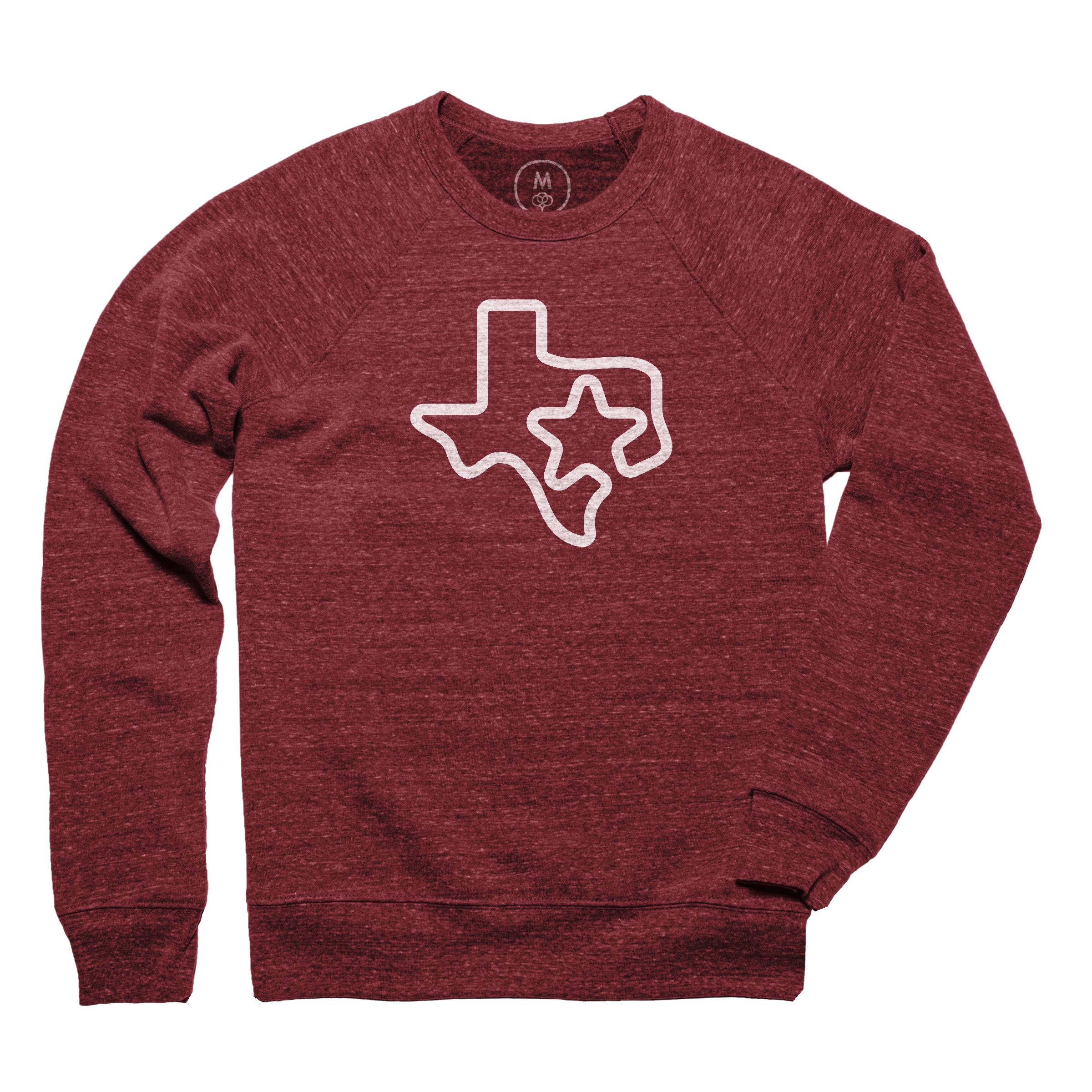 Branded Texan Pullover Crewneck