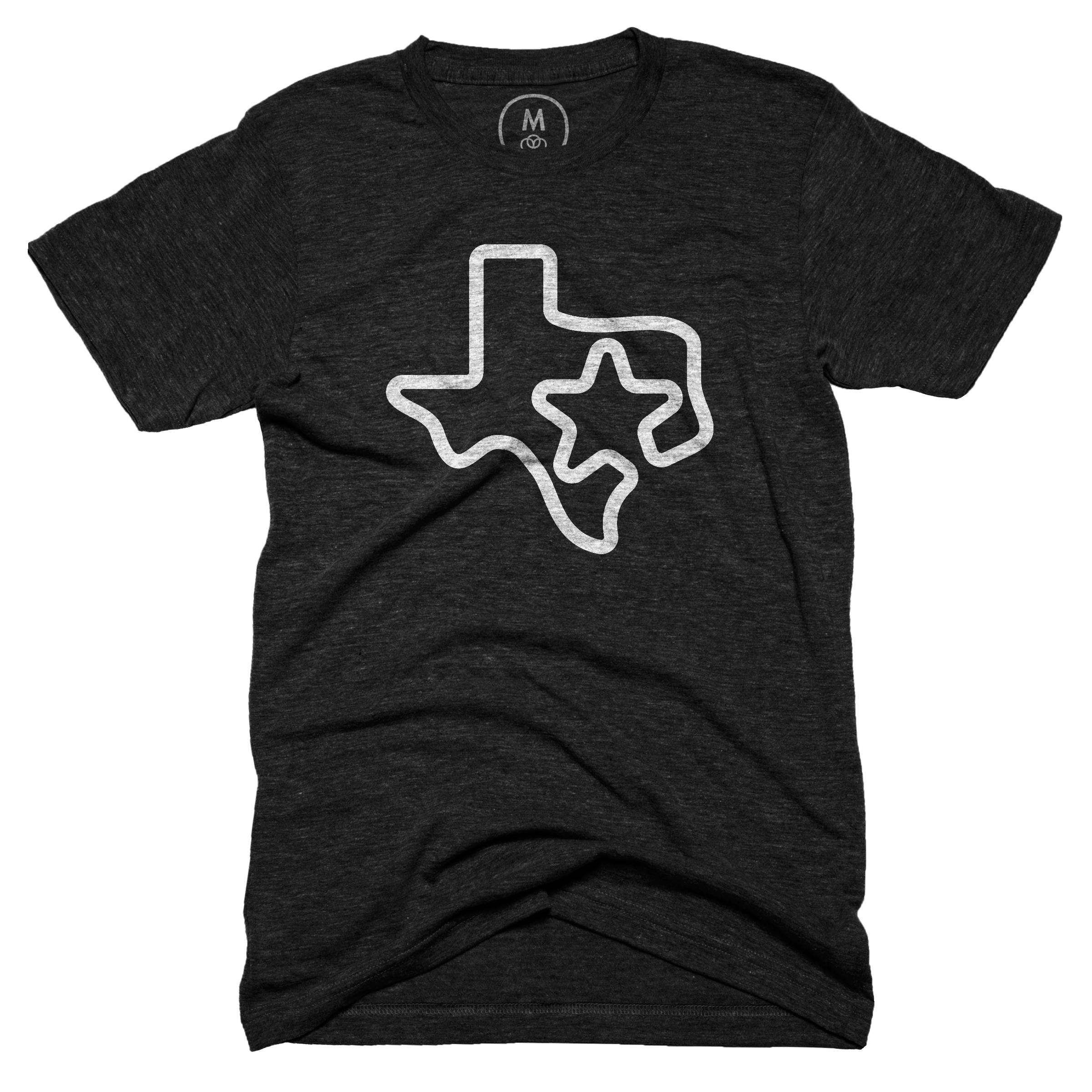 Branded Texan Vintage Black (Men's)