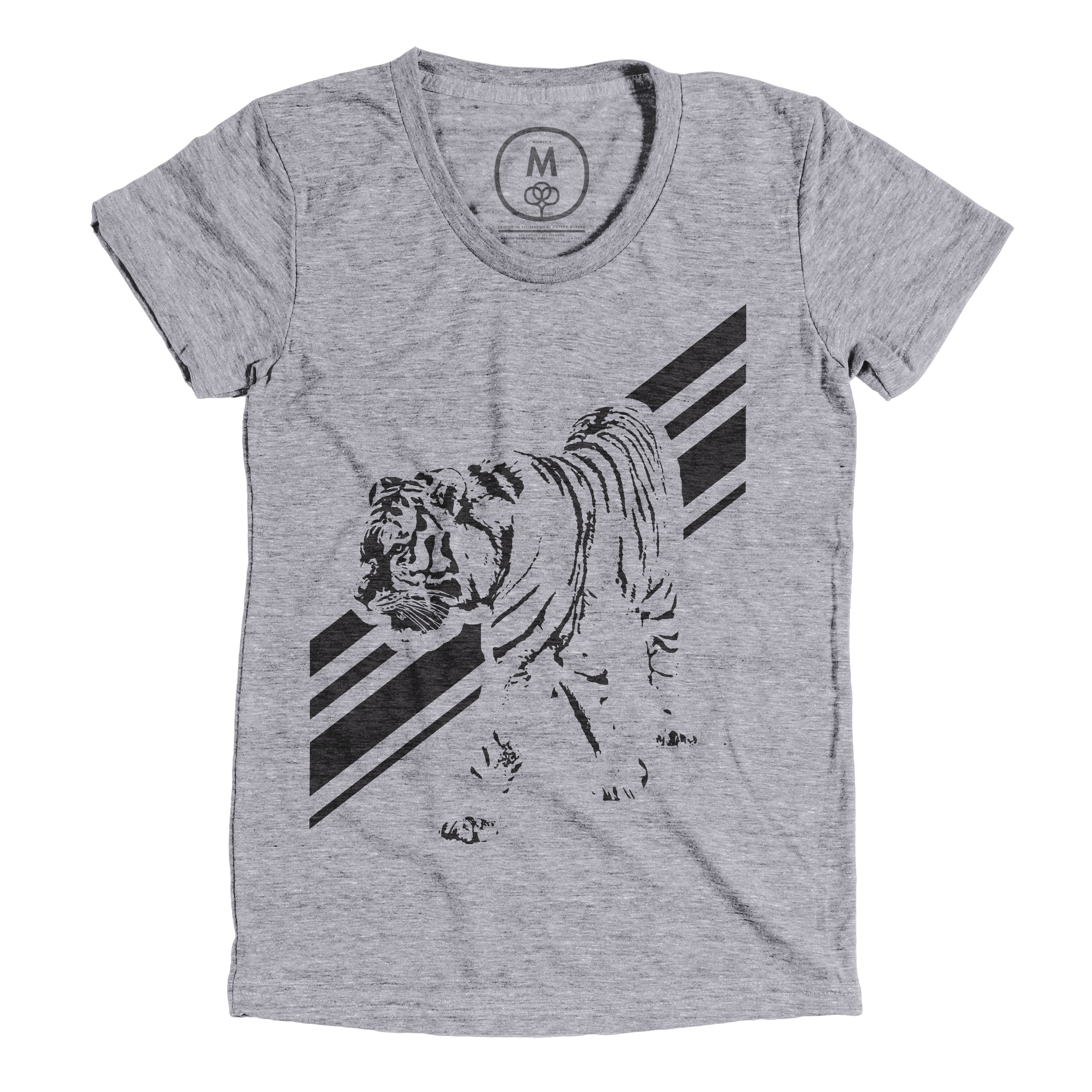 Stripes Premium Heather (Women's)
