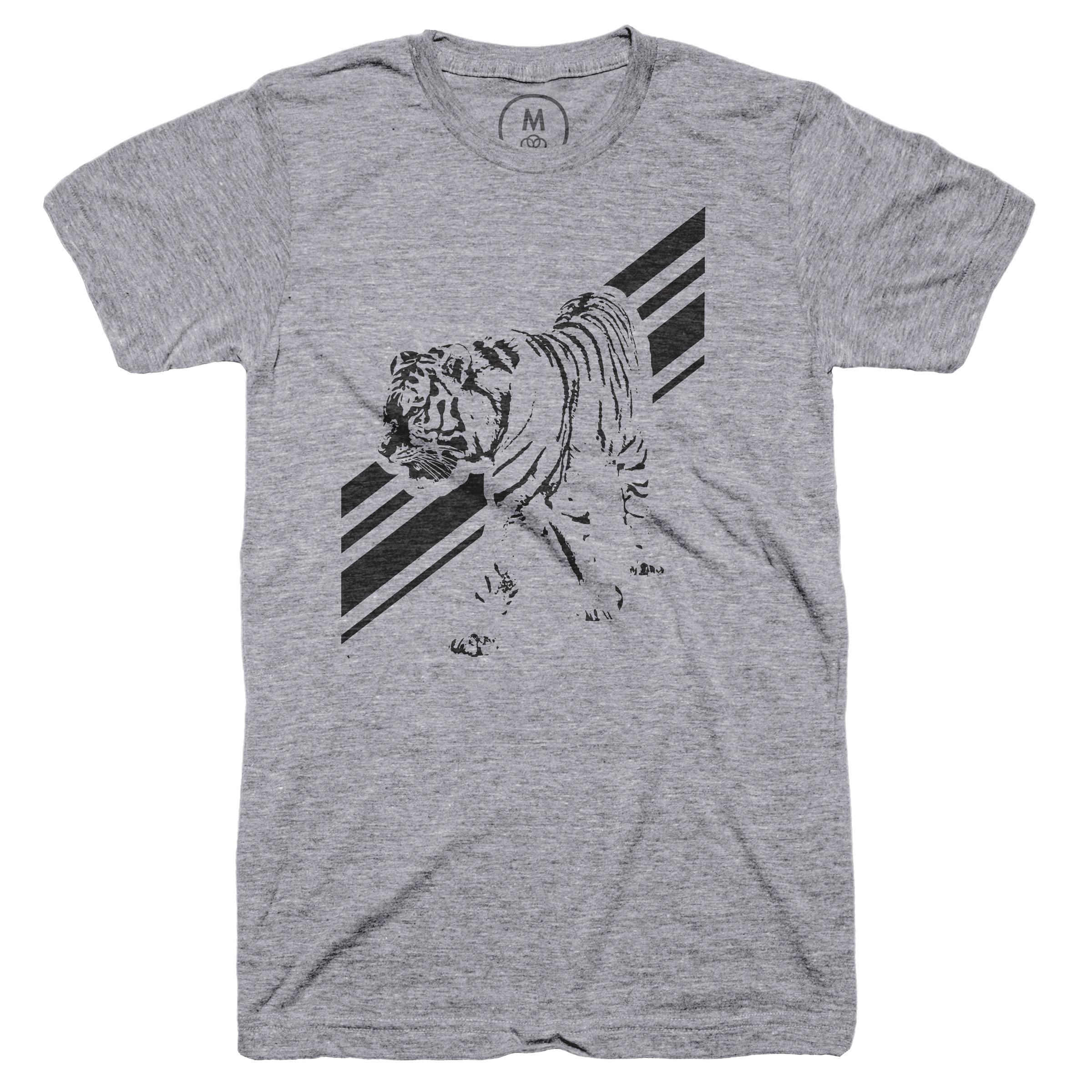 Stripes Premium Heather (Men's)