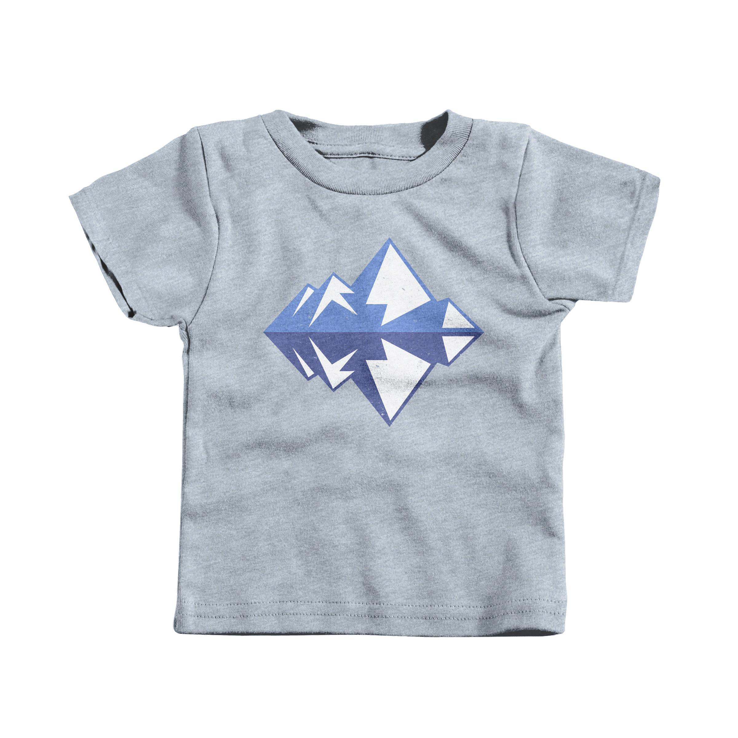 Reflection Heather Grey (T-Shirt)