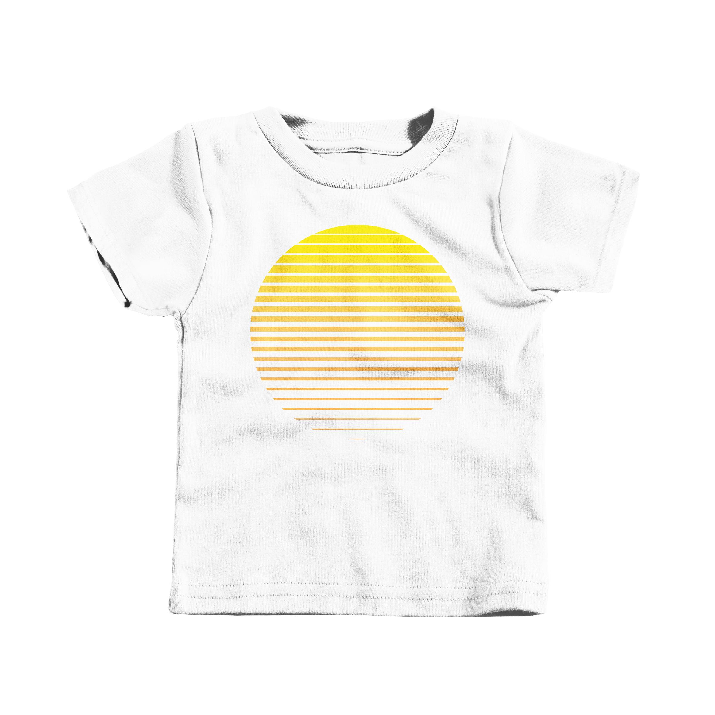Sunrise White (T-Shirt)