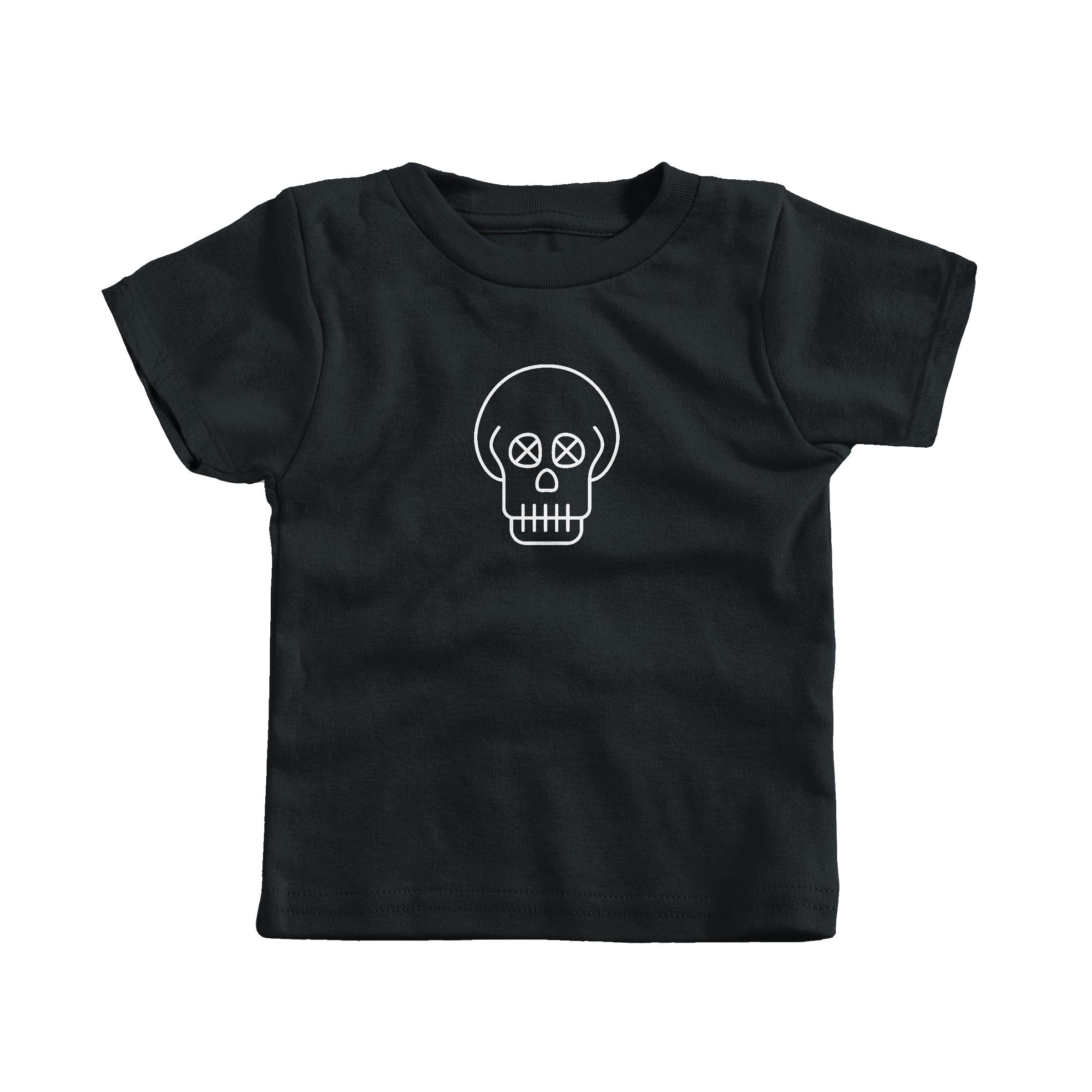 SKULL Black (T-Shirt)