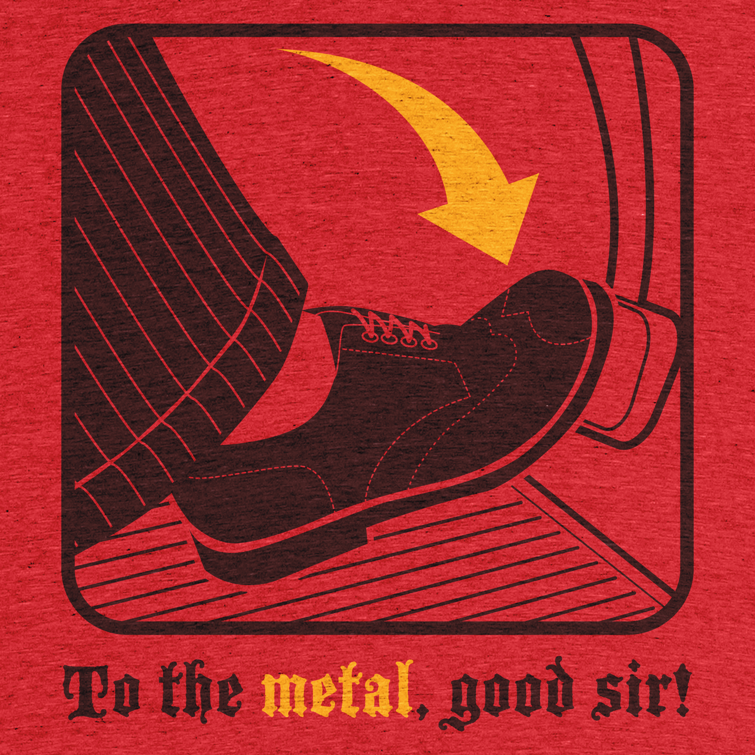 To the Metal