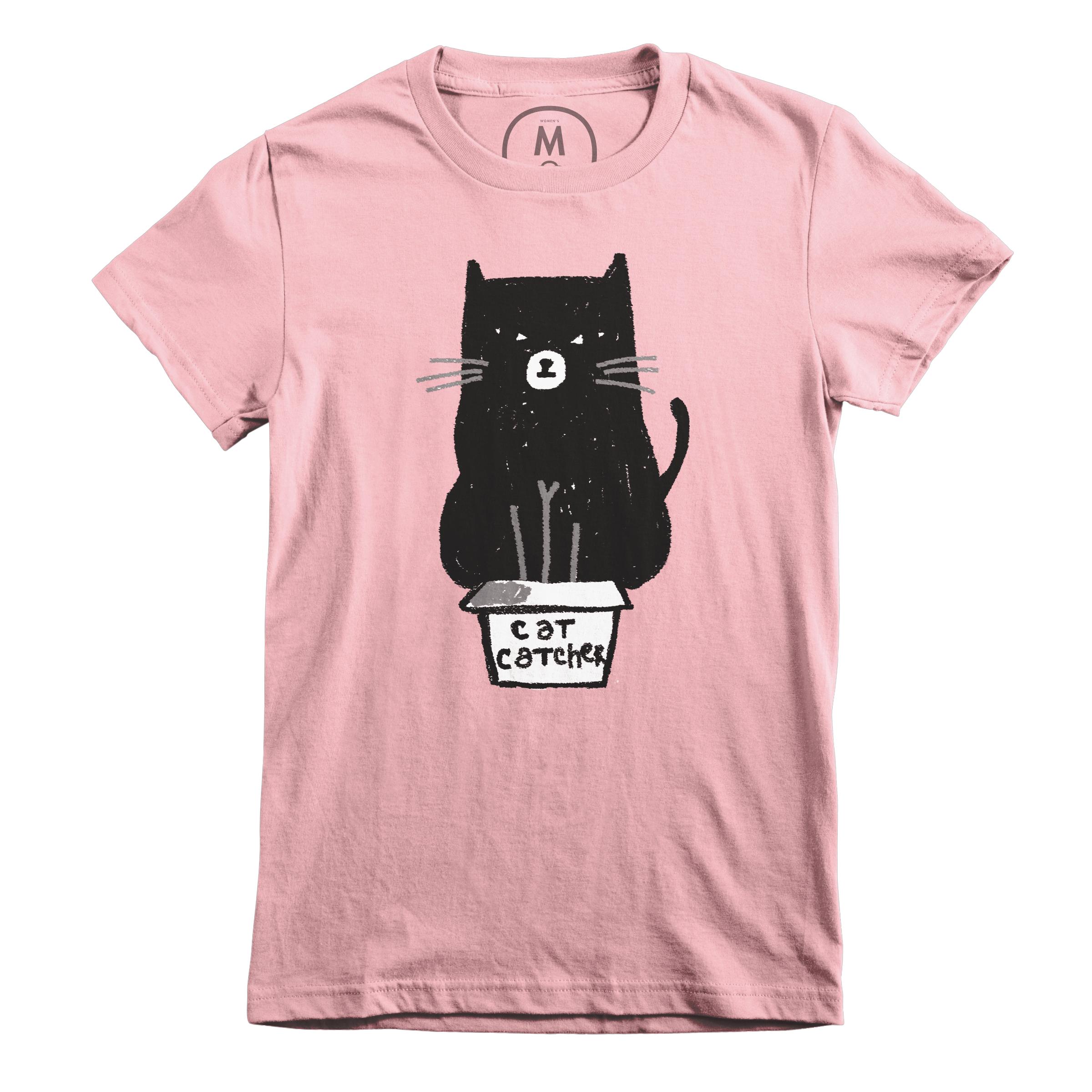 Cat Catcher Light Pink (Women's)