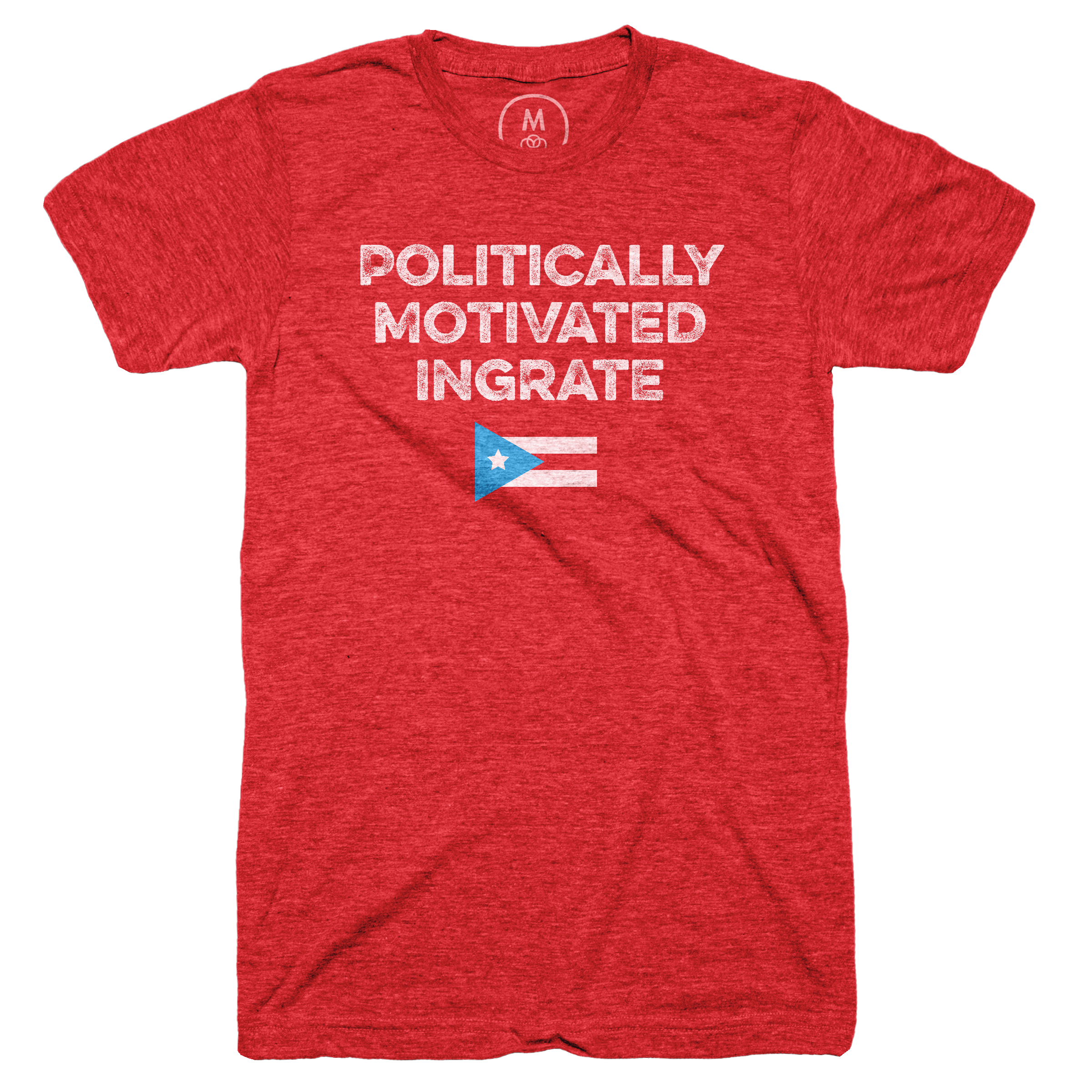 Politically Motivated Ingrate