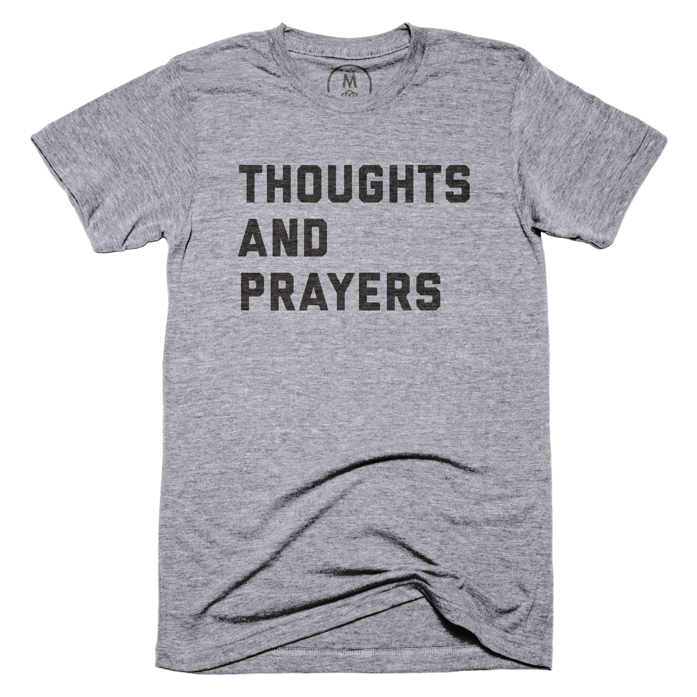 Thoughts and Prayers Premium Heather (Men's)