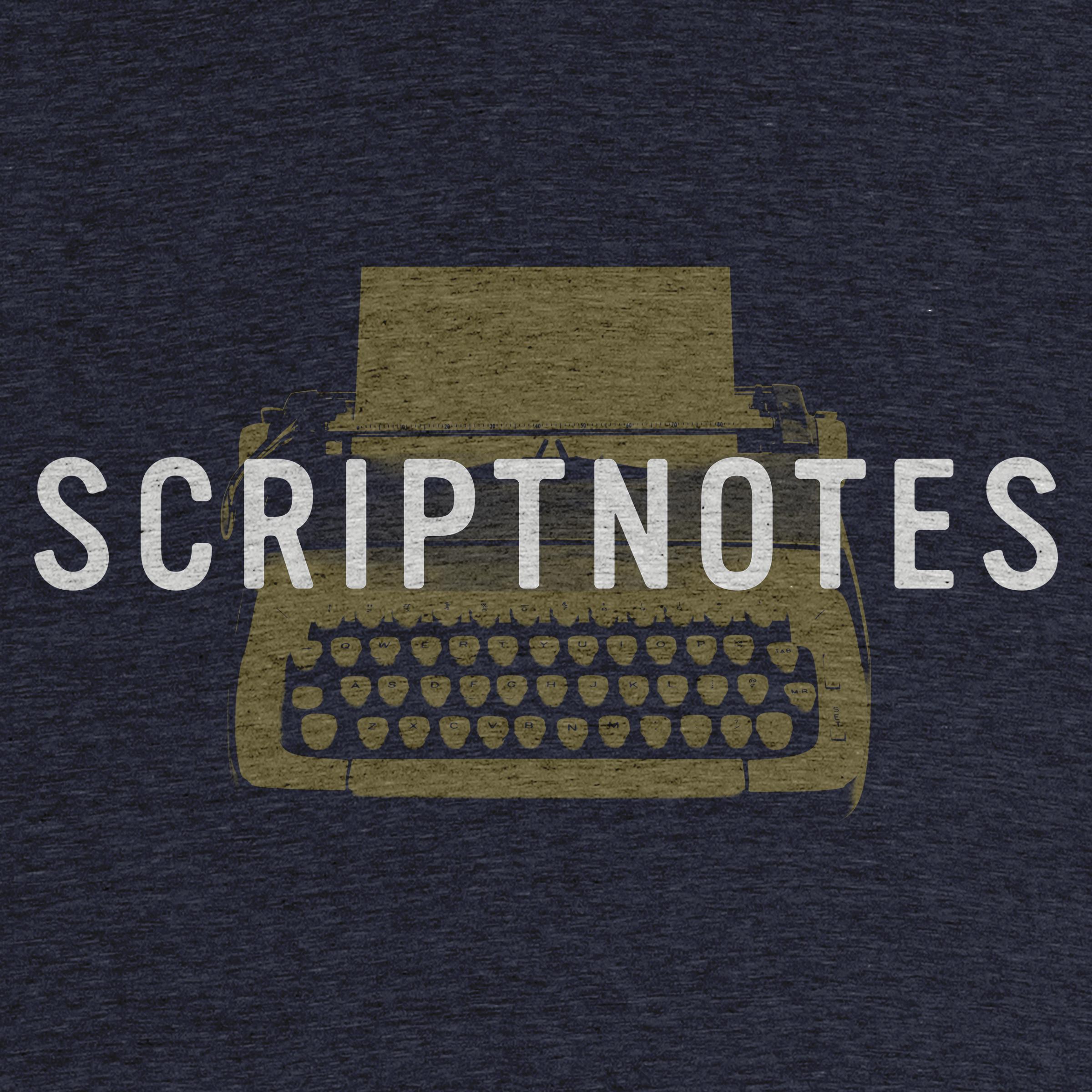 Scriptnotes Classic Detail