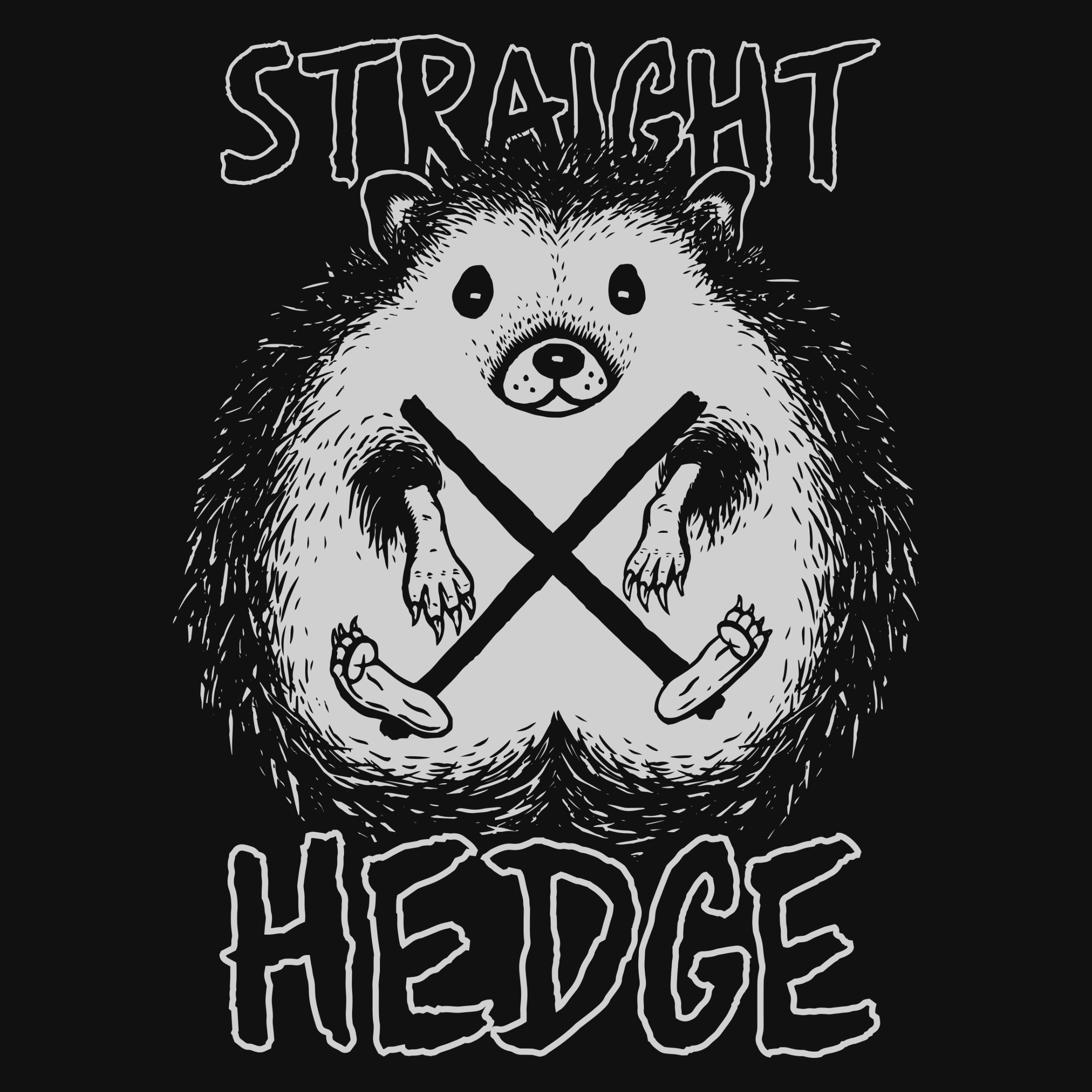 Straight Hedge