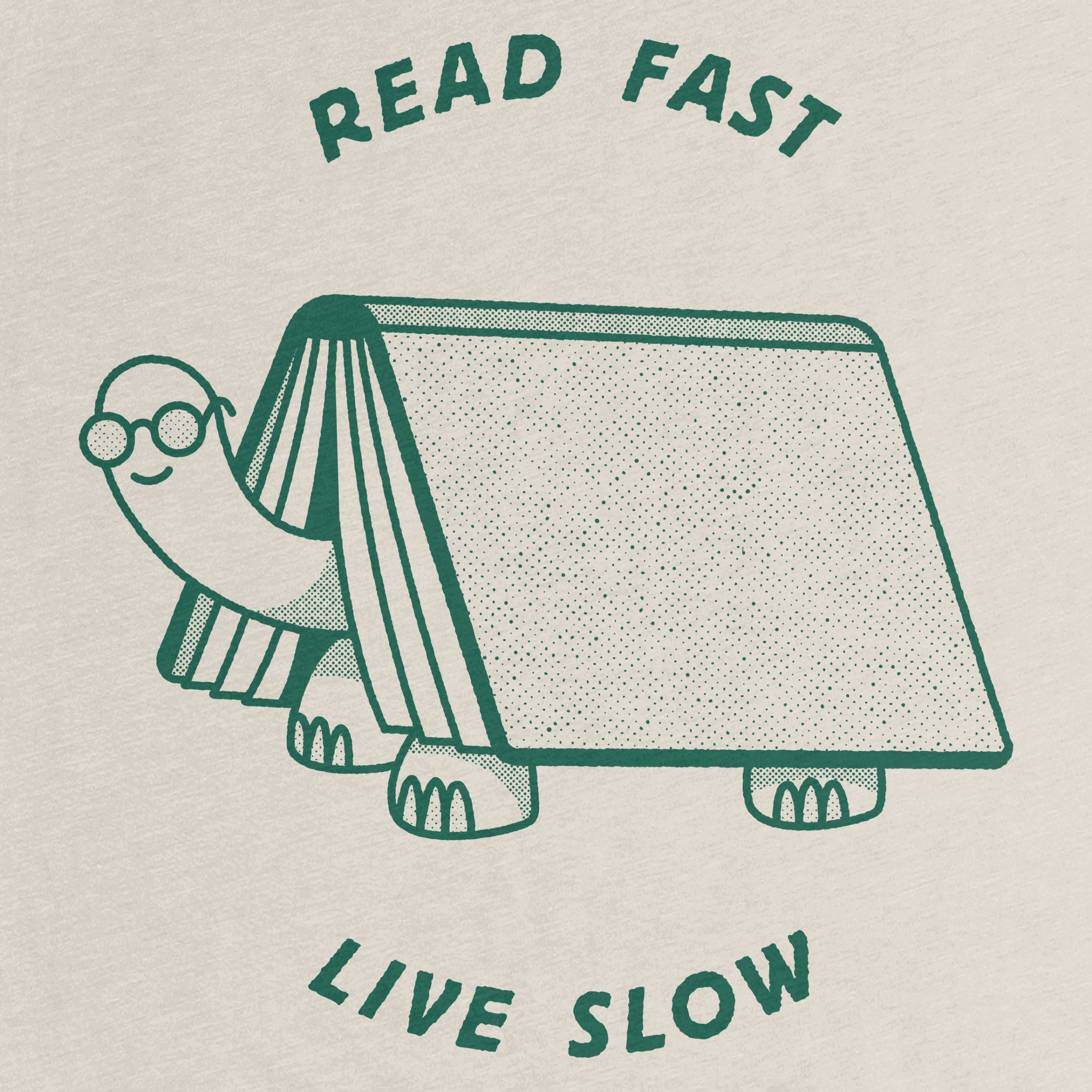 Read Fast, Live Slow