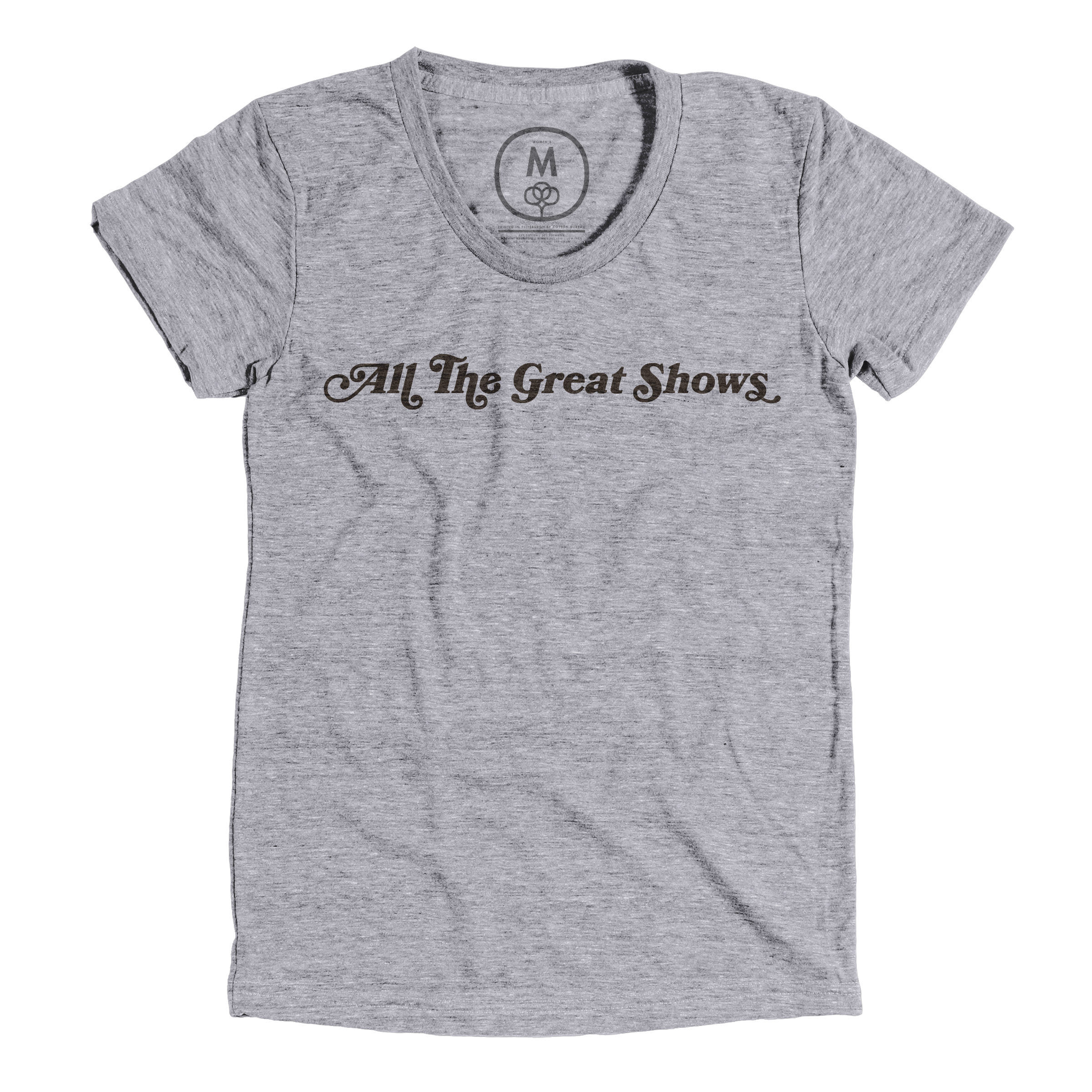 All The Great Shows Premium Heather (Women's)