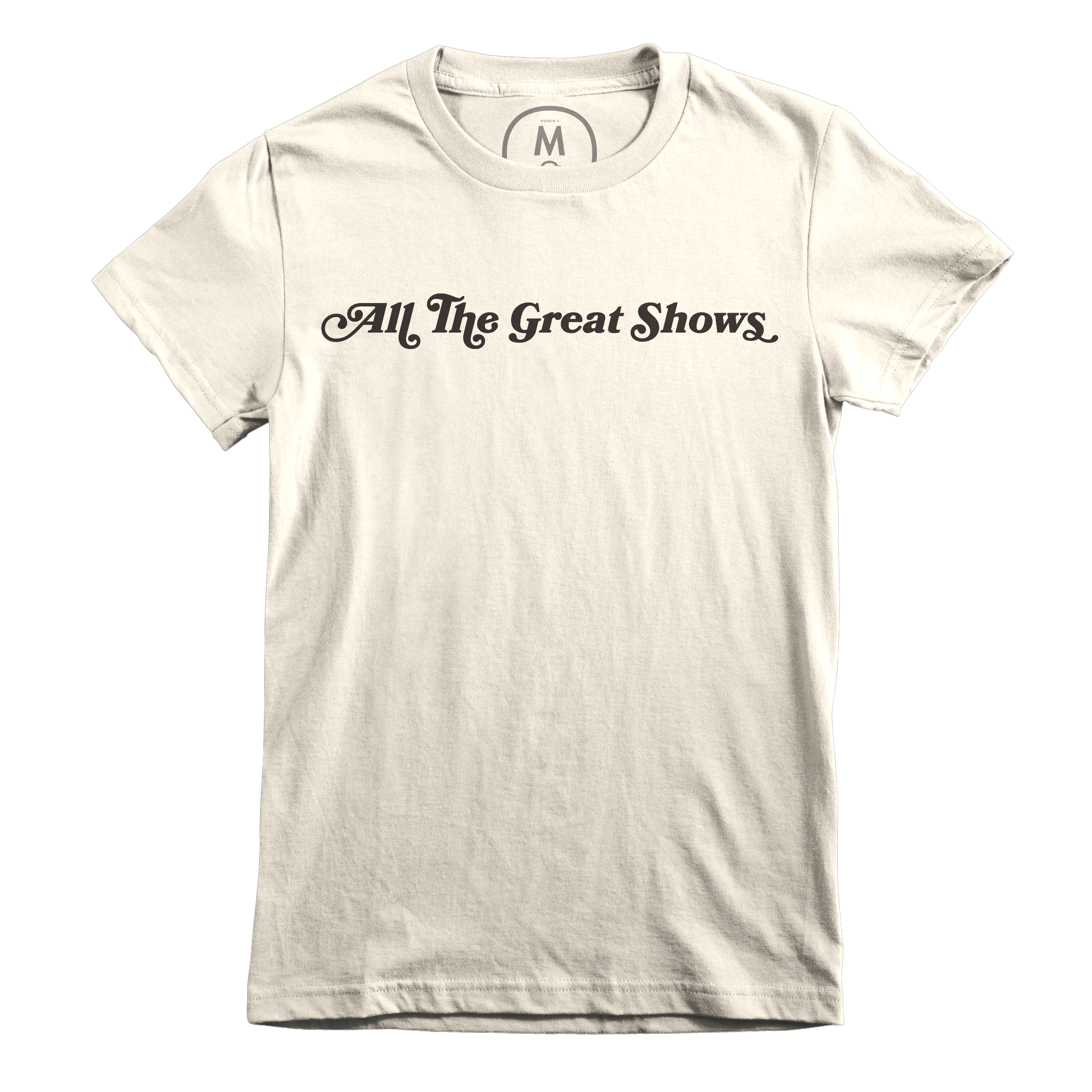 All The Great Shows Ivory (Women's)