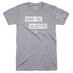 "GenEquality ""Mind the Adjective"""