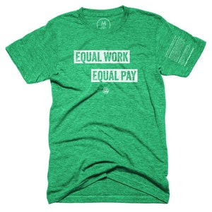 "GenEquality ""Equal Work Equal Pay"""