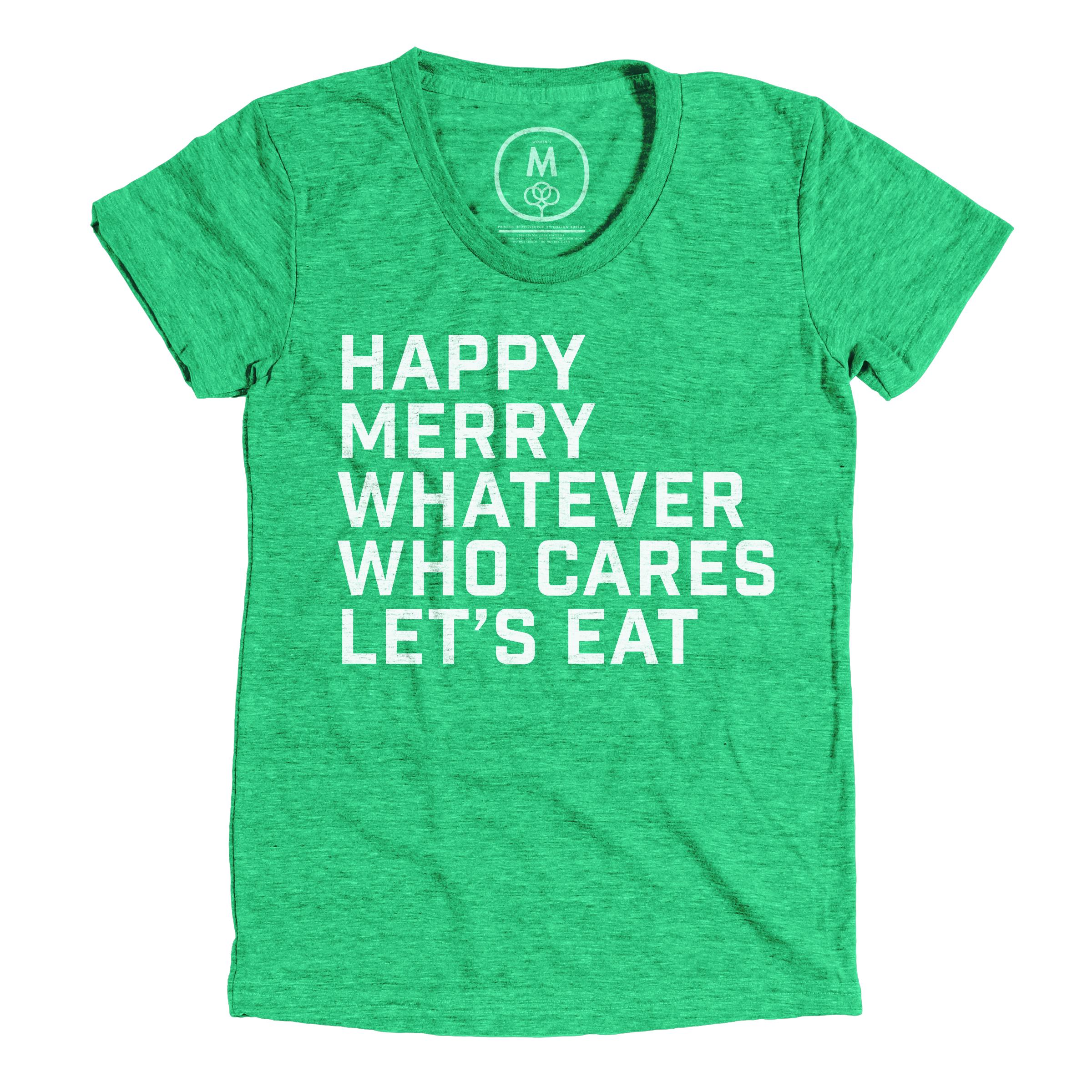 Let's Eat Envy (Women's)