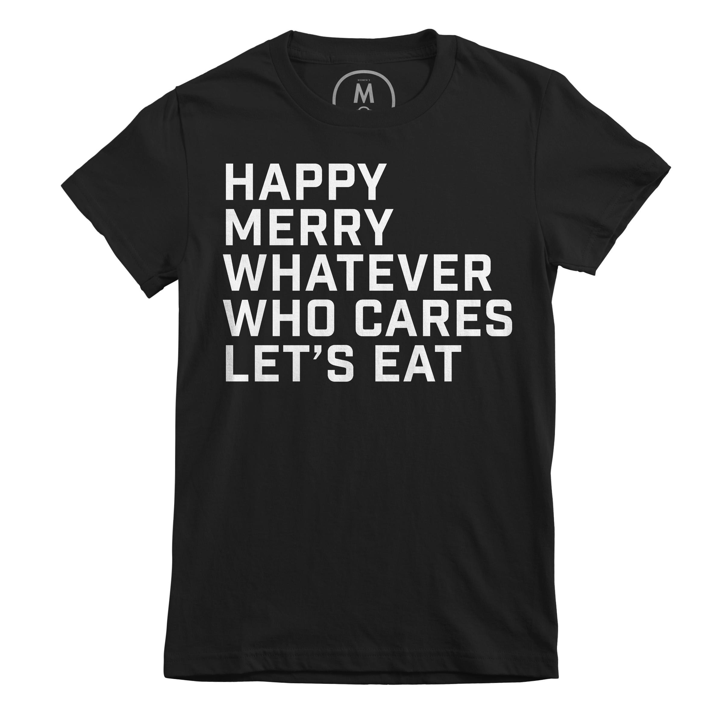 Let's Eat Black (Women's)