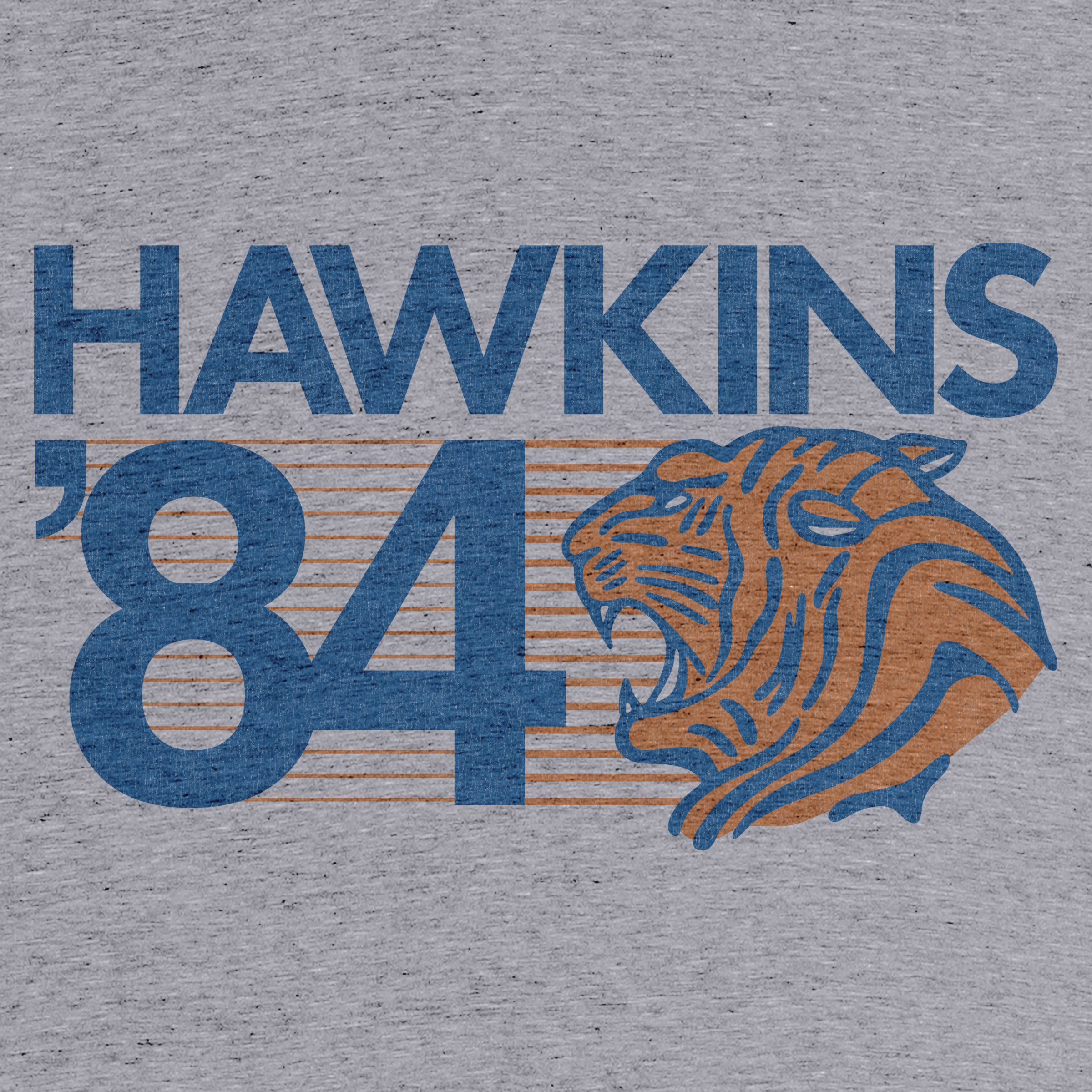 Hawkins High '84: Stranger Things