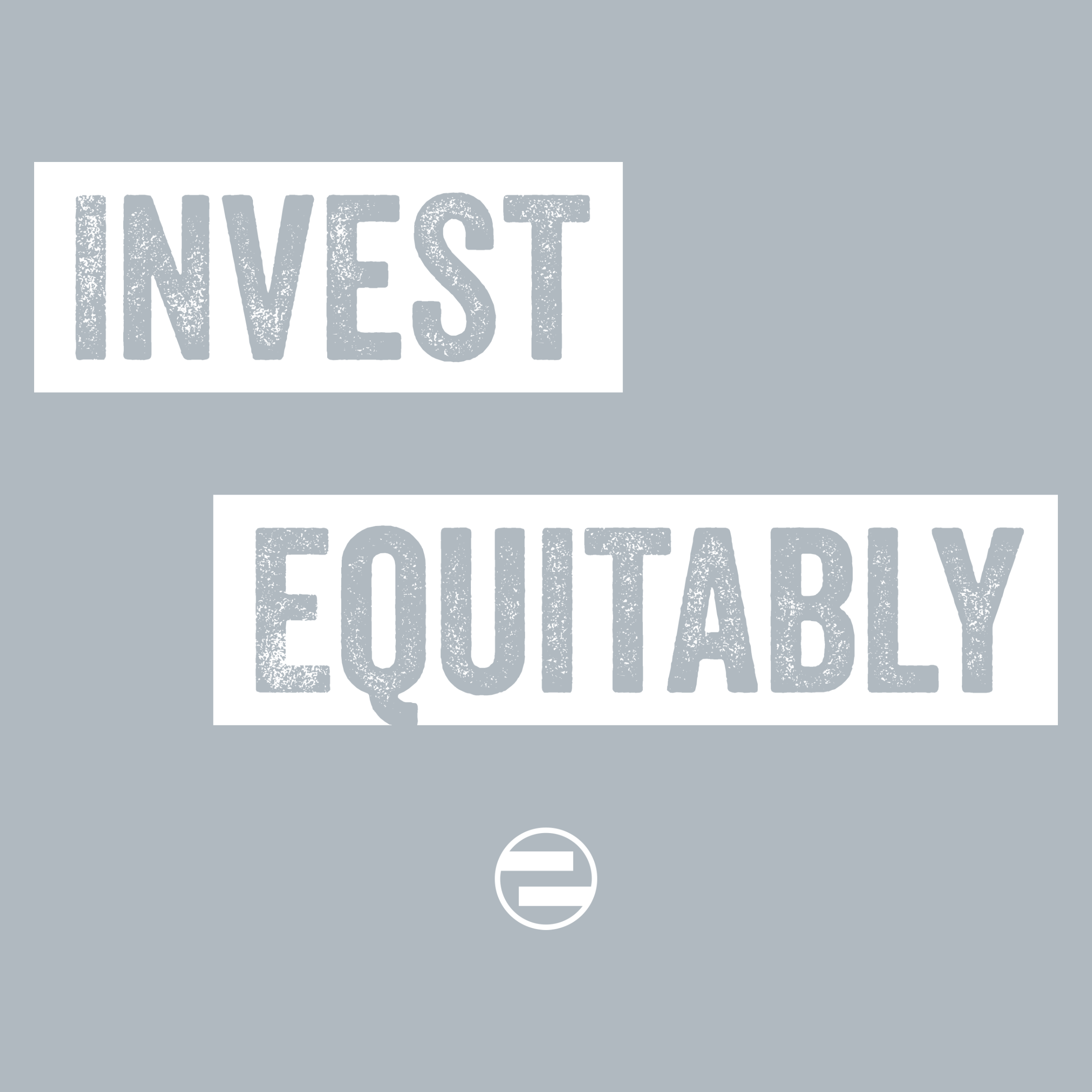 "GenEquality ""Invest Equitably"" Kids Tee & Onesie Detail"