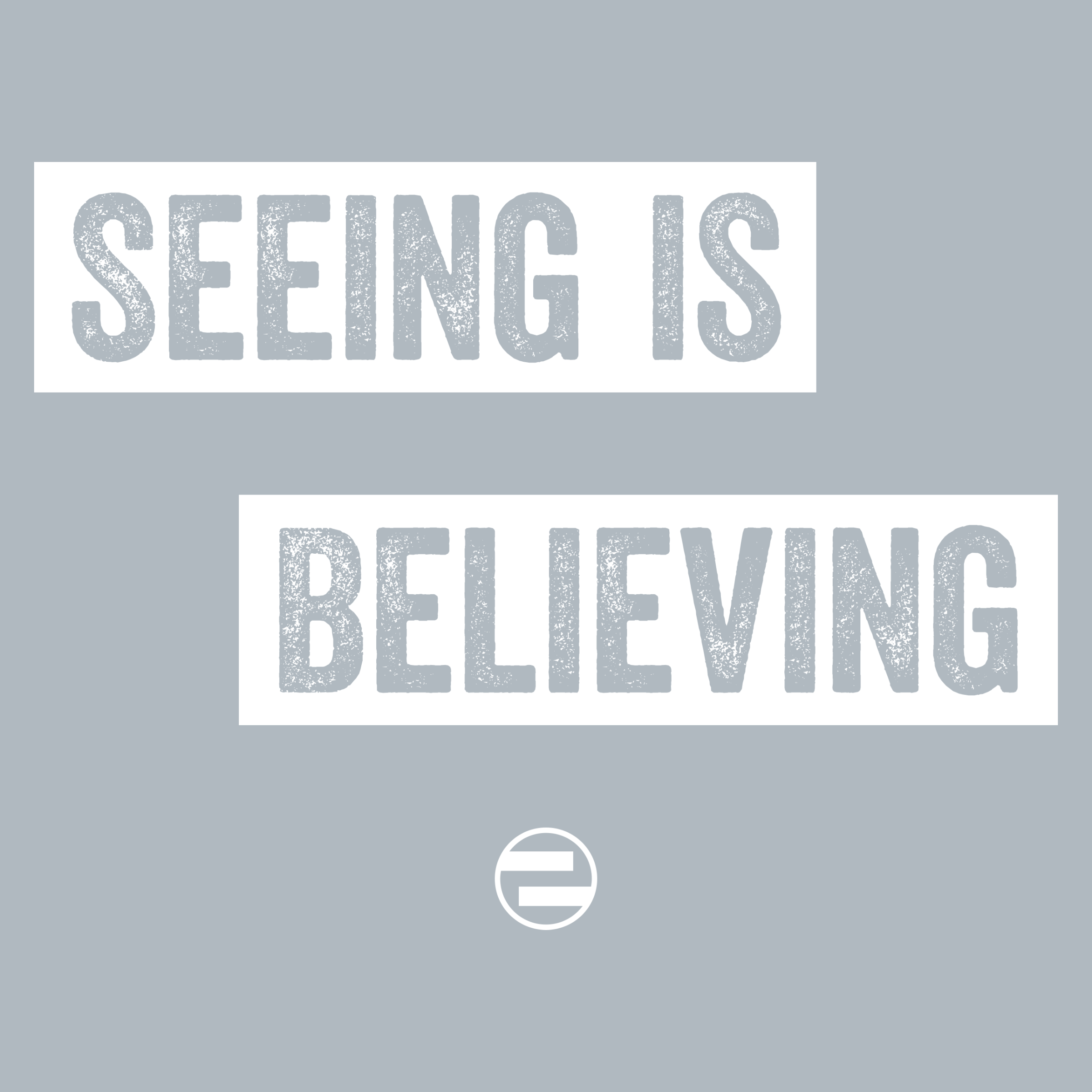 "GenEquality ""Seeing Is Believing"" Kids Tee & Onesie"