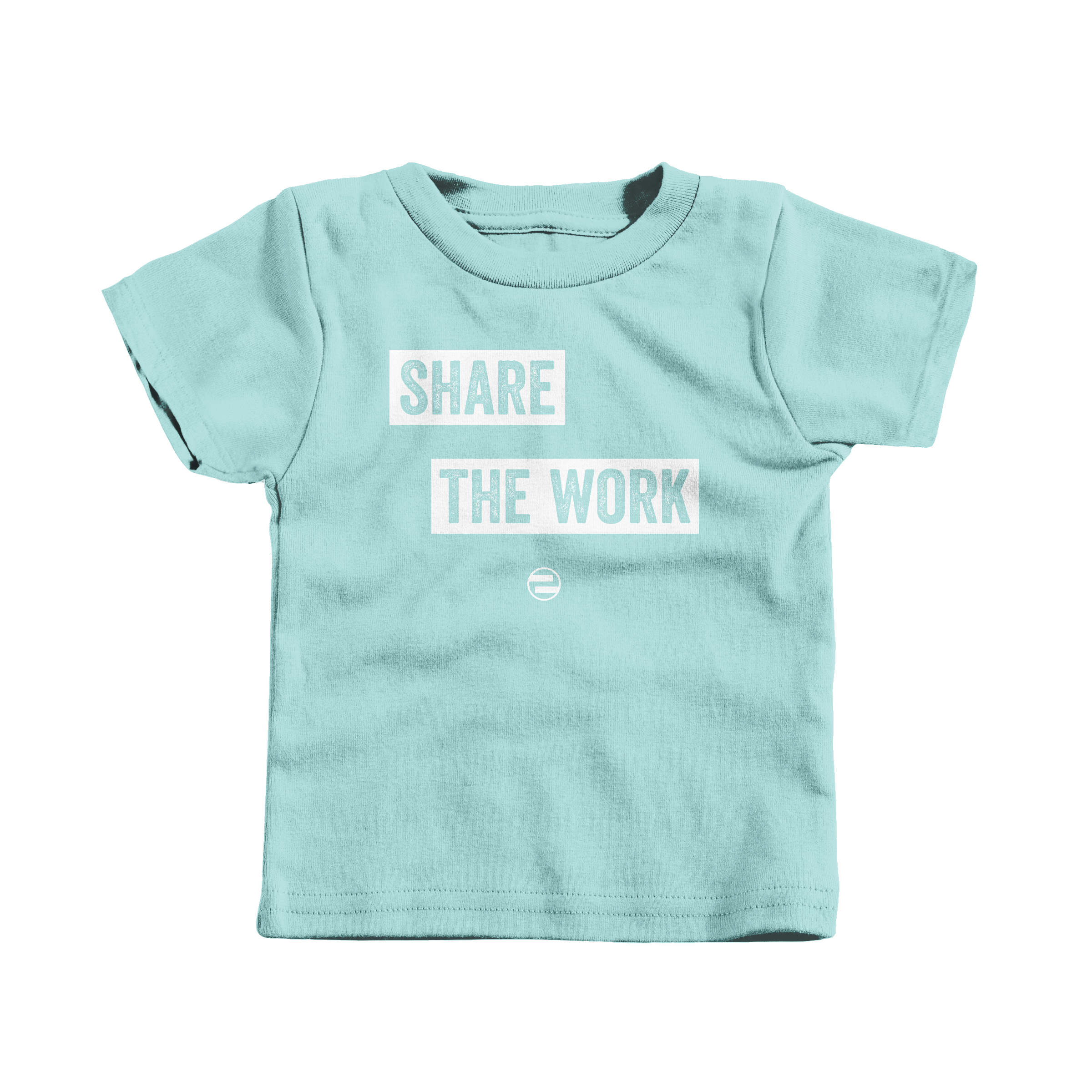 "GenEquality ""Share the Work"" Kids Tee & Onesie Chill (T-Shirt)"