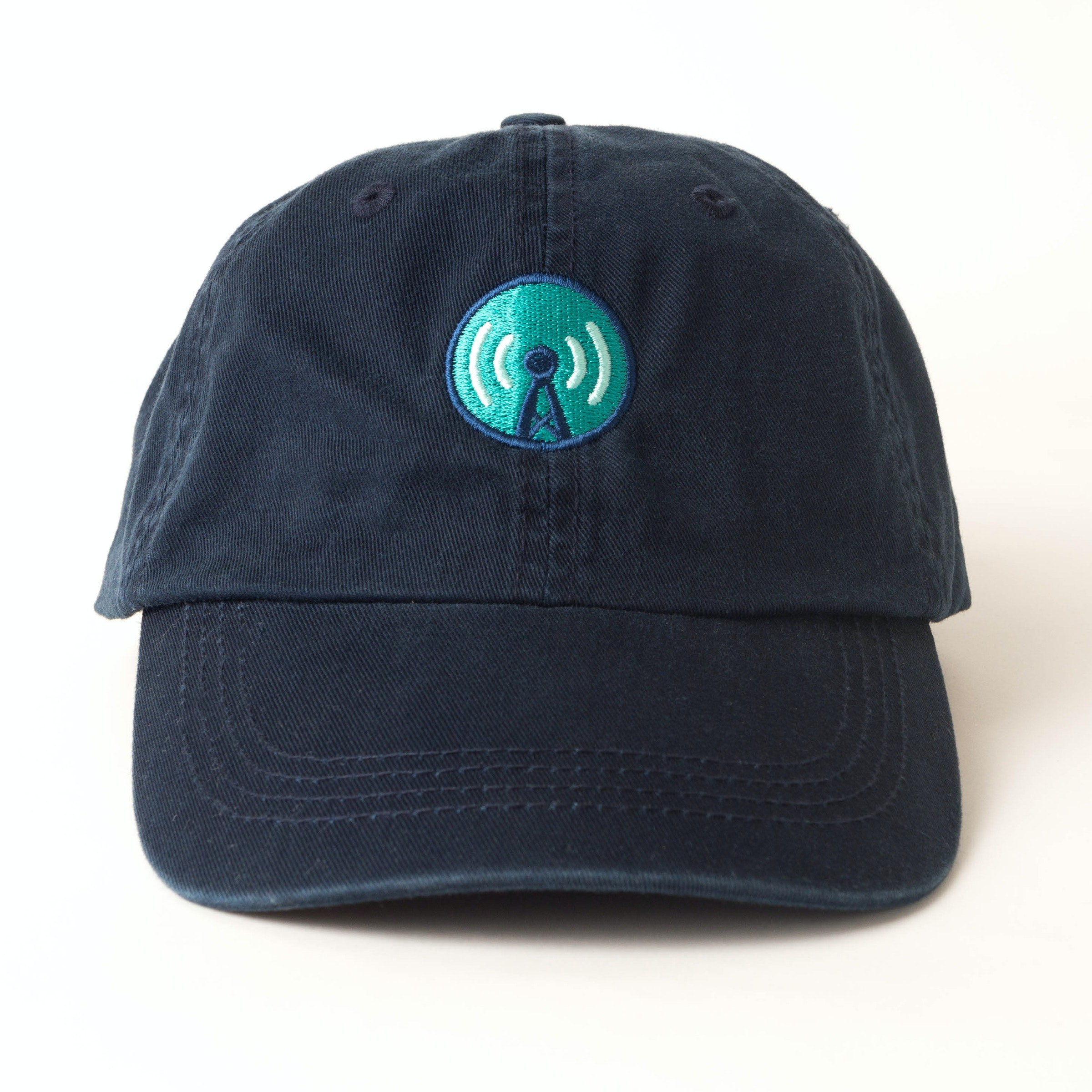 Overcast Hat (Dark Theme)