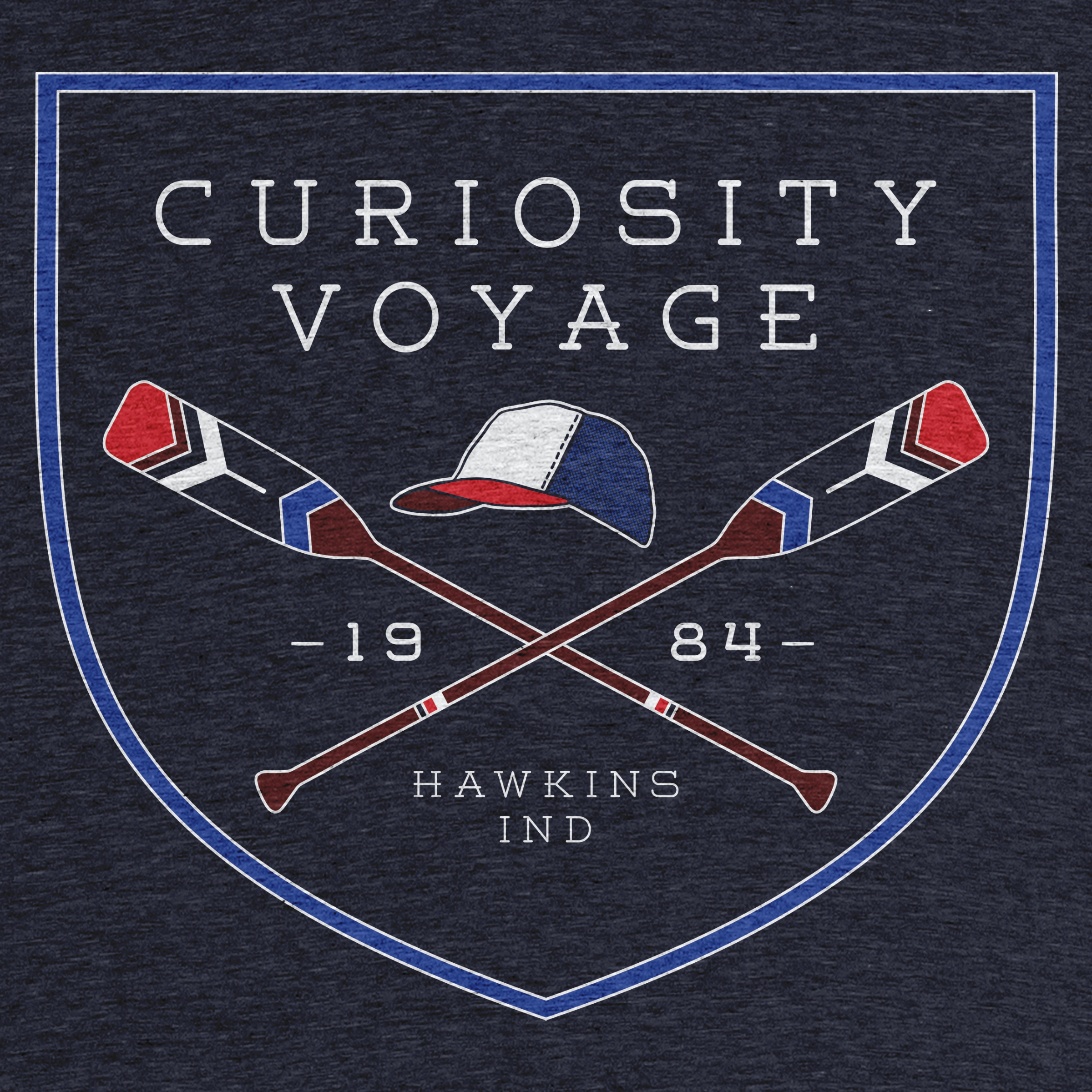 Stranger Things Curiosity Voyage 1984