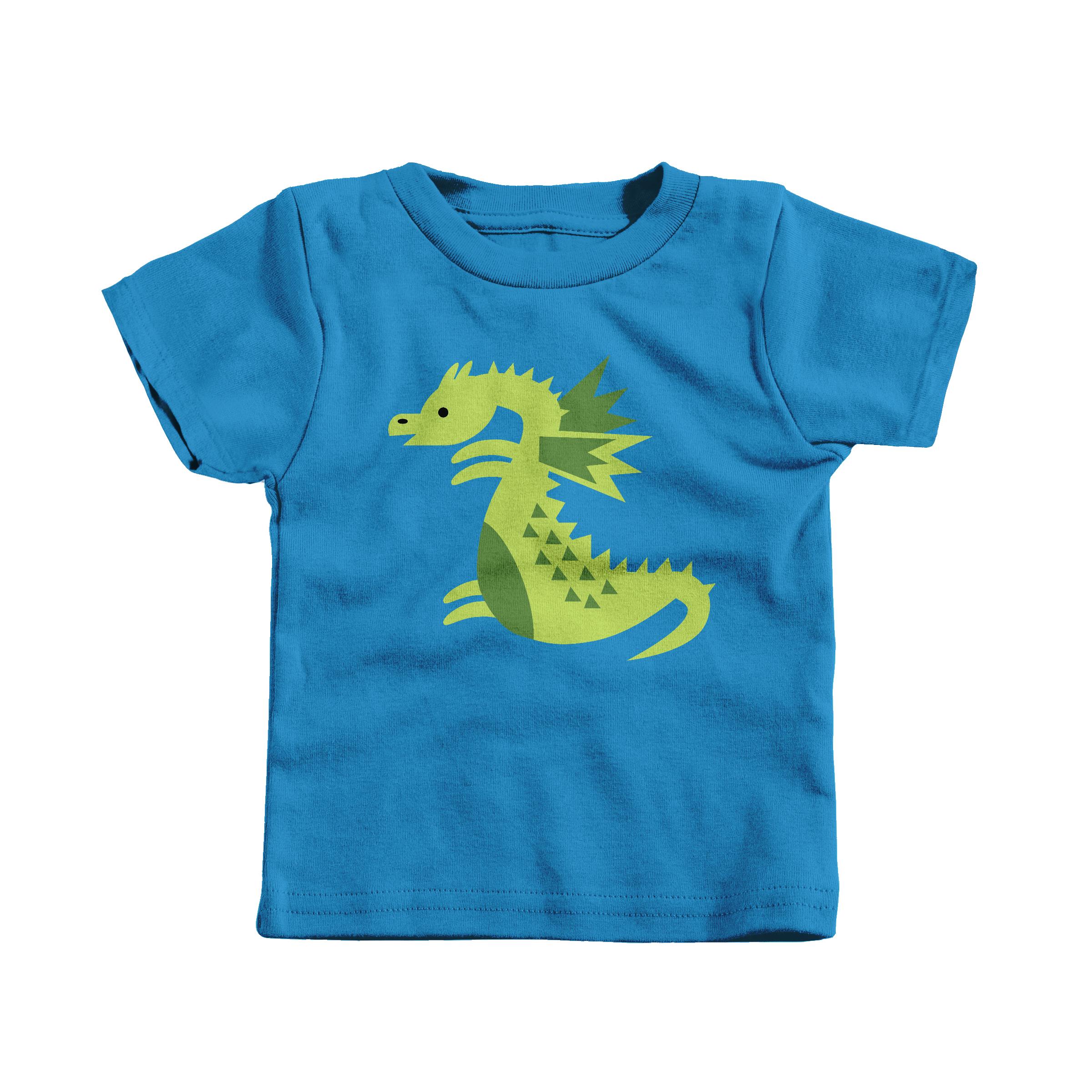 Dragon Cobalt (T-Shirt)