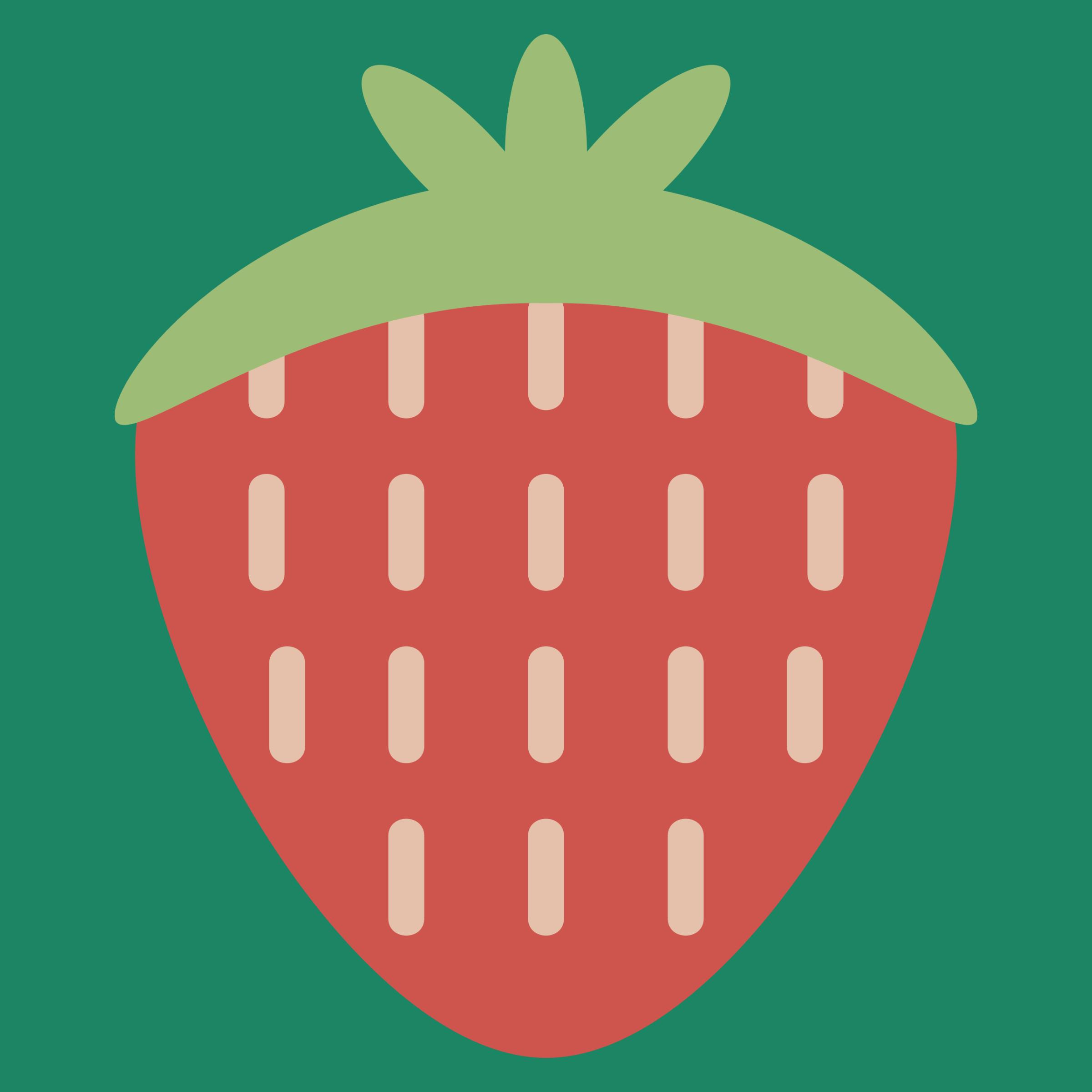 Strawberry Detail
