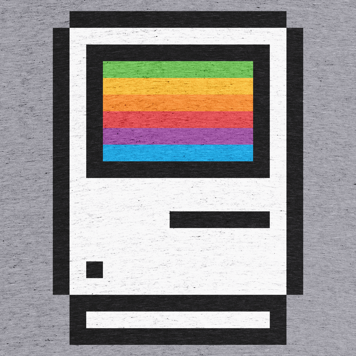 """Welcome to Macintosh"""" graphic tee by Welcome to Macintosh  