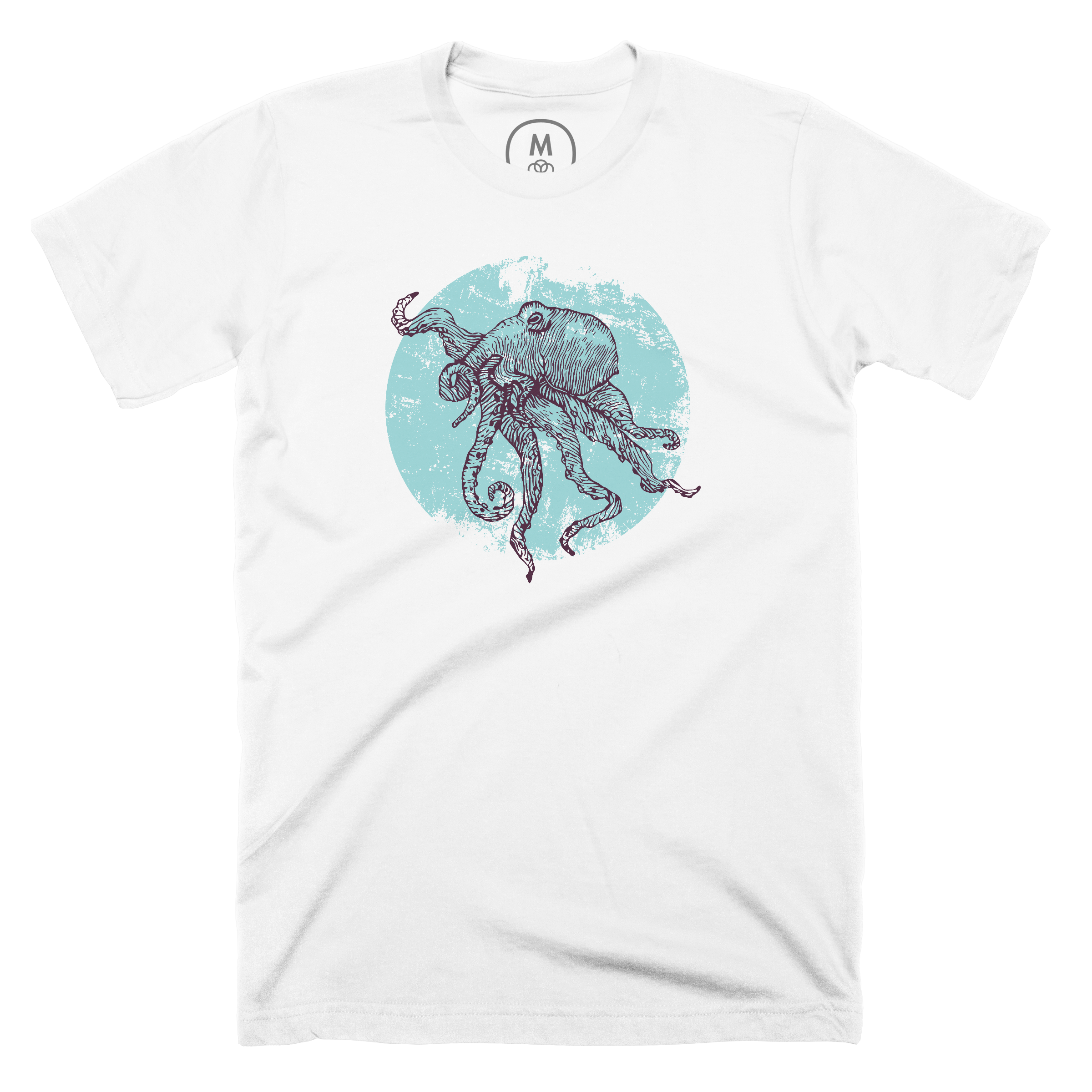 Octopus White (Men's)
