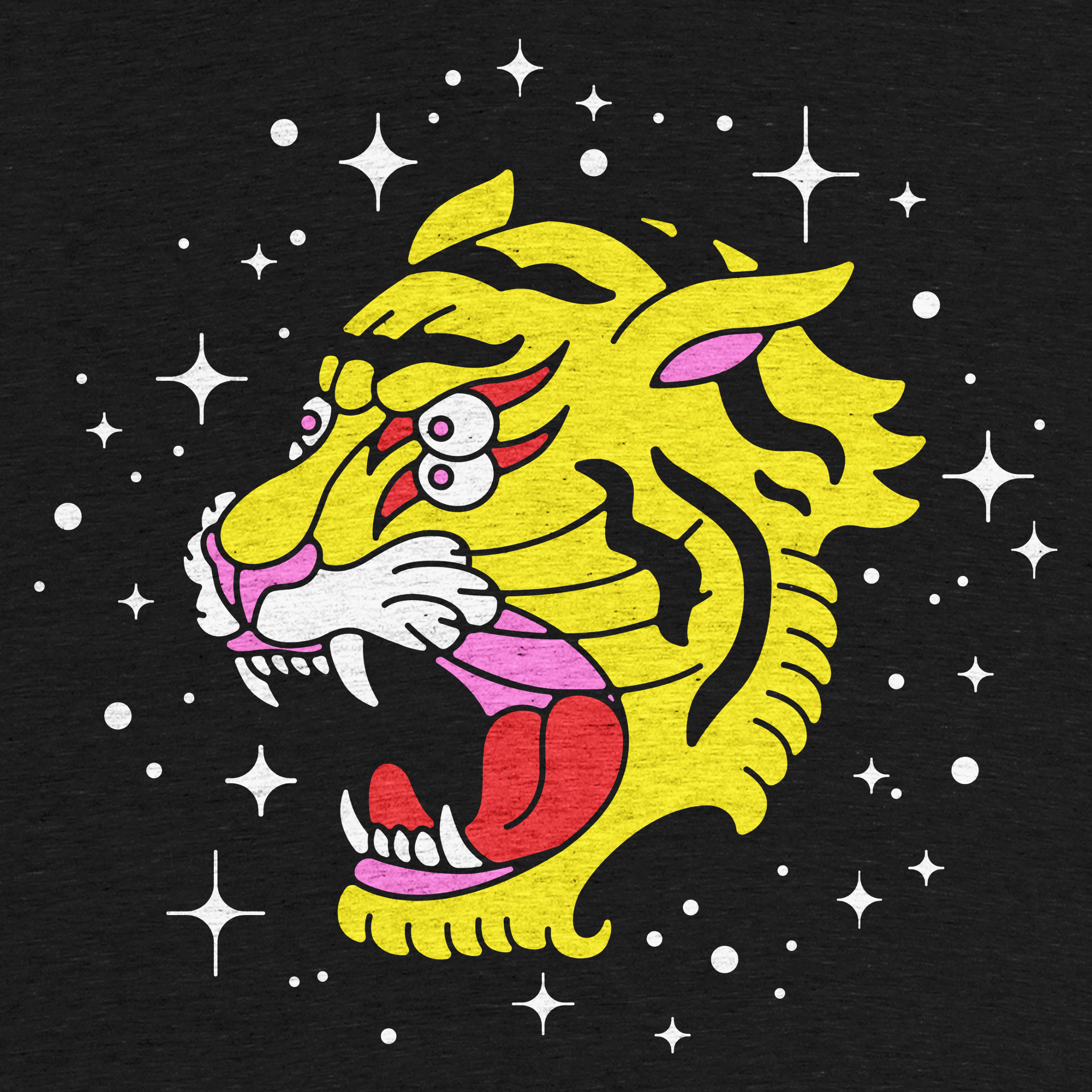 Cosmic Tiger Style