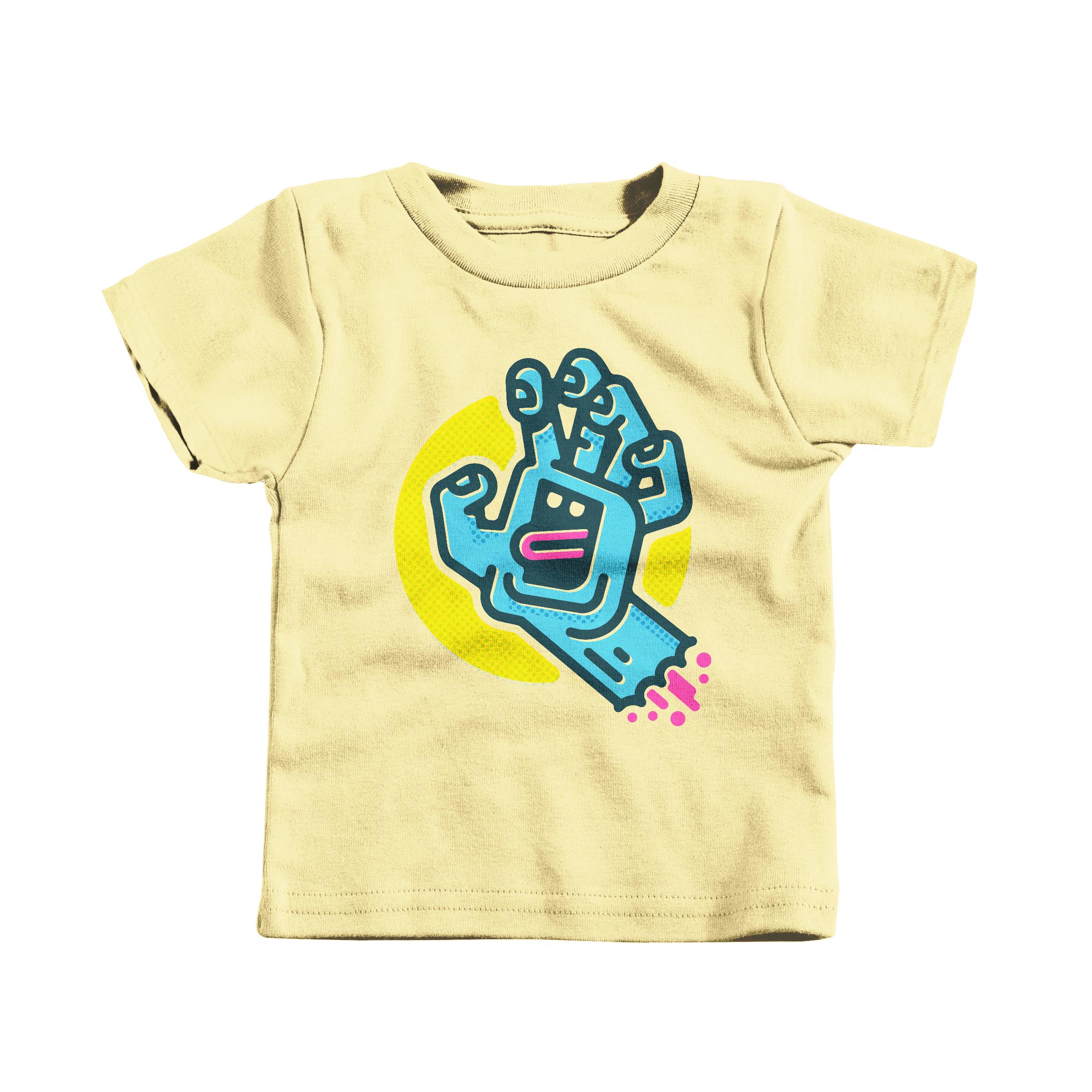 Screaming Hand Butter (T-Shirt)