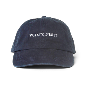 """d9cf8174 The West Wing Weekly Cap"""" graphic dad hat by The West Wing Weekly ..."""