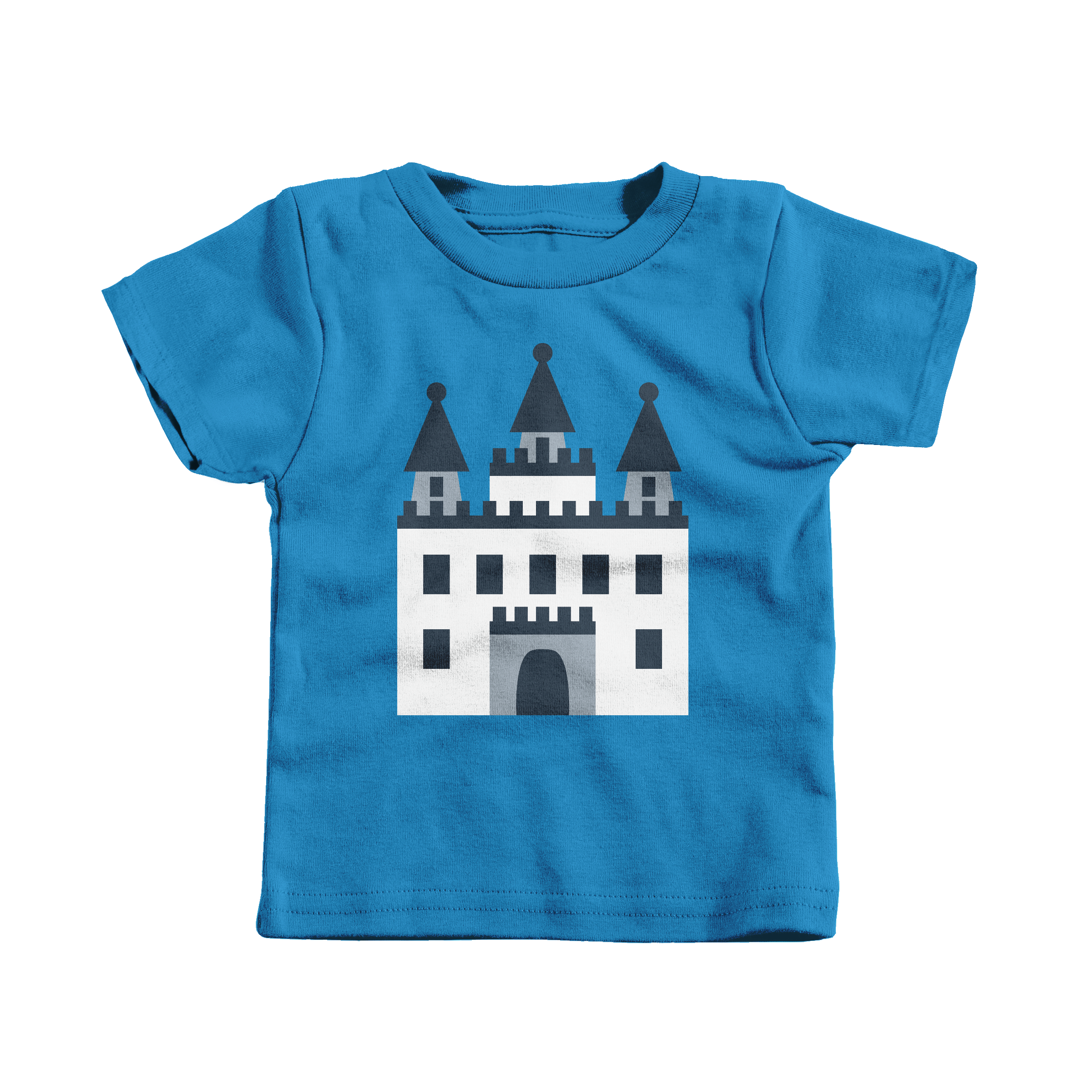 Castle Cobalt (T-Shirt)