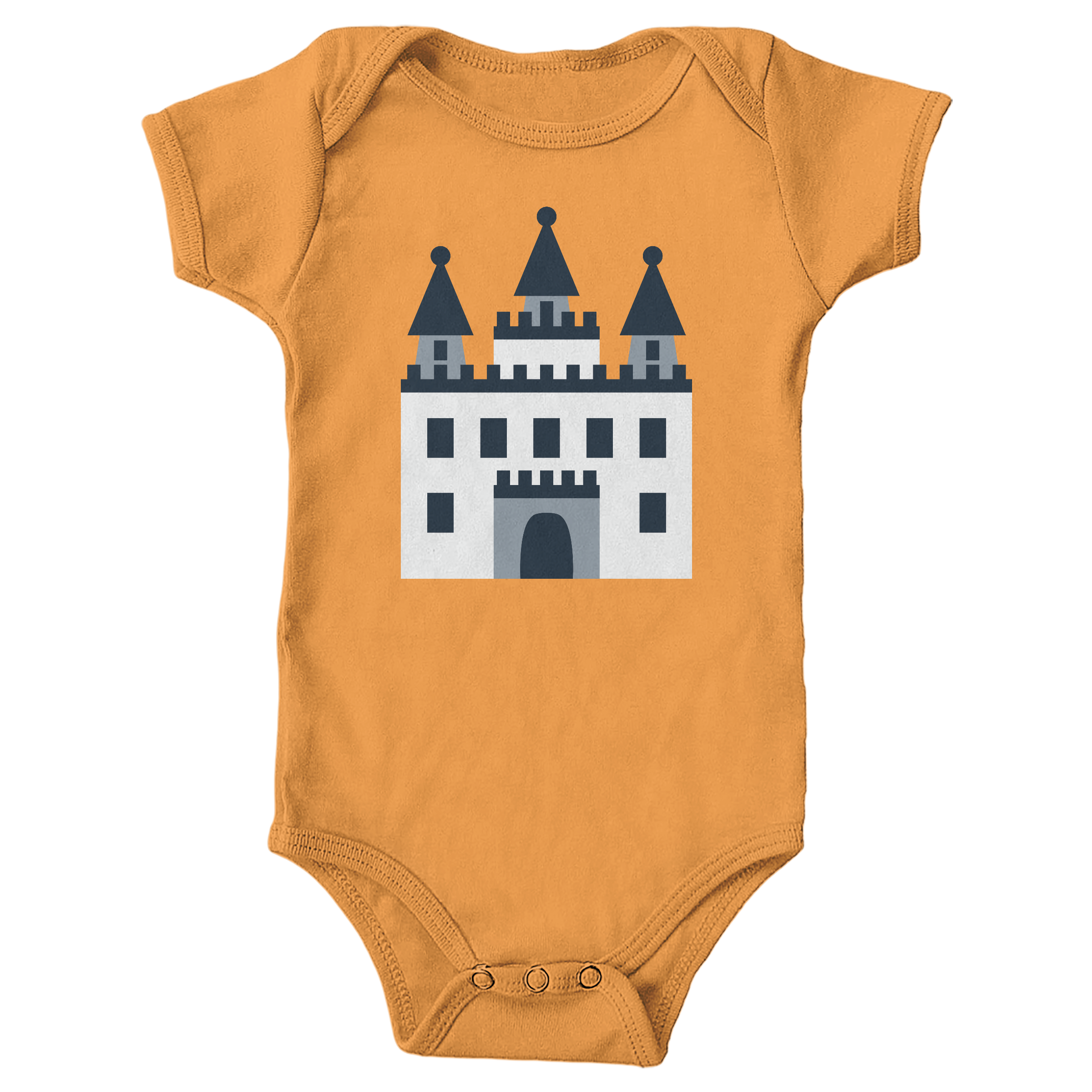 Castle Gold (Onesie)