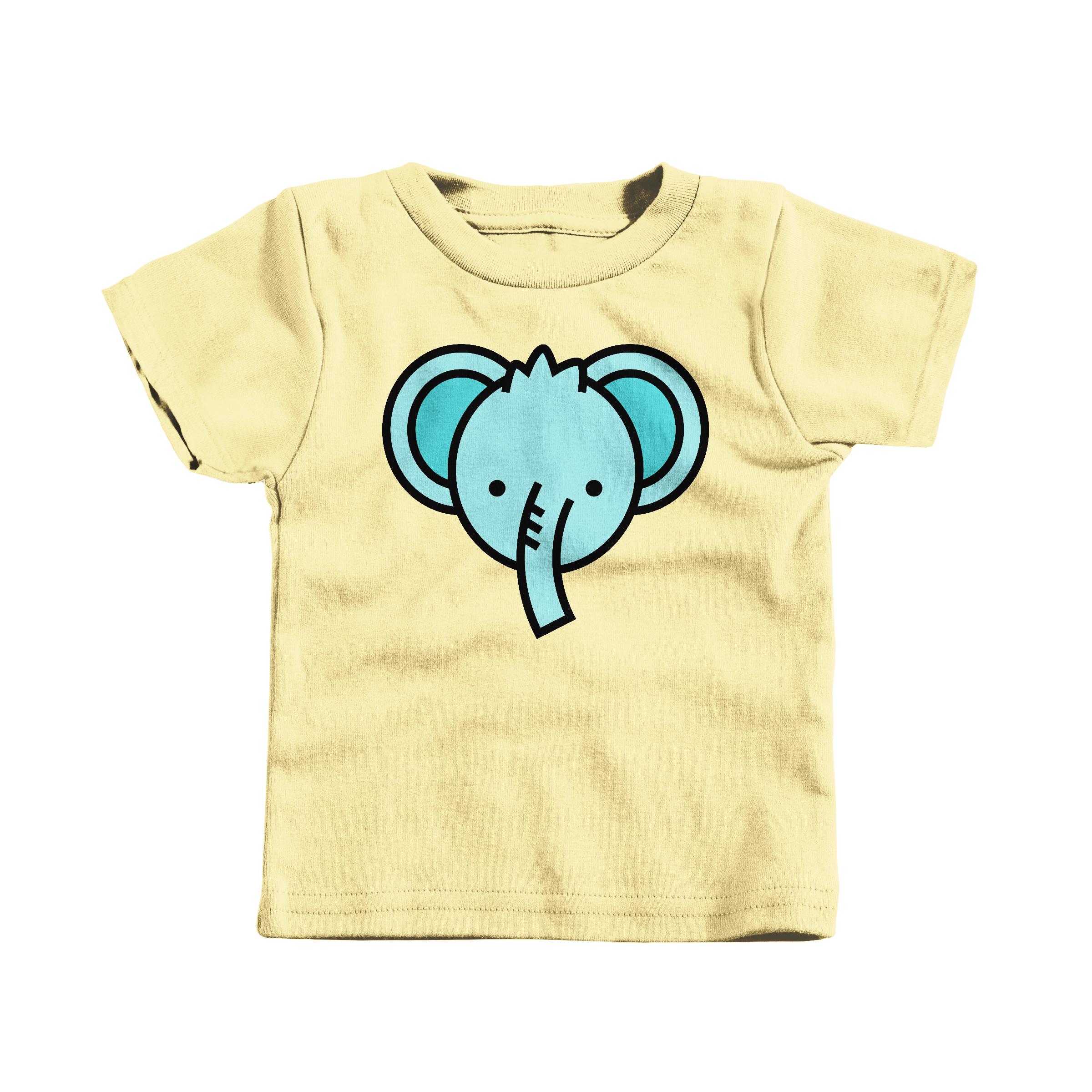 Blue Elephant Butter (T-Shirt)
