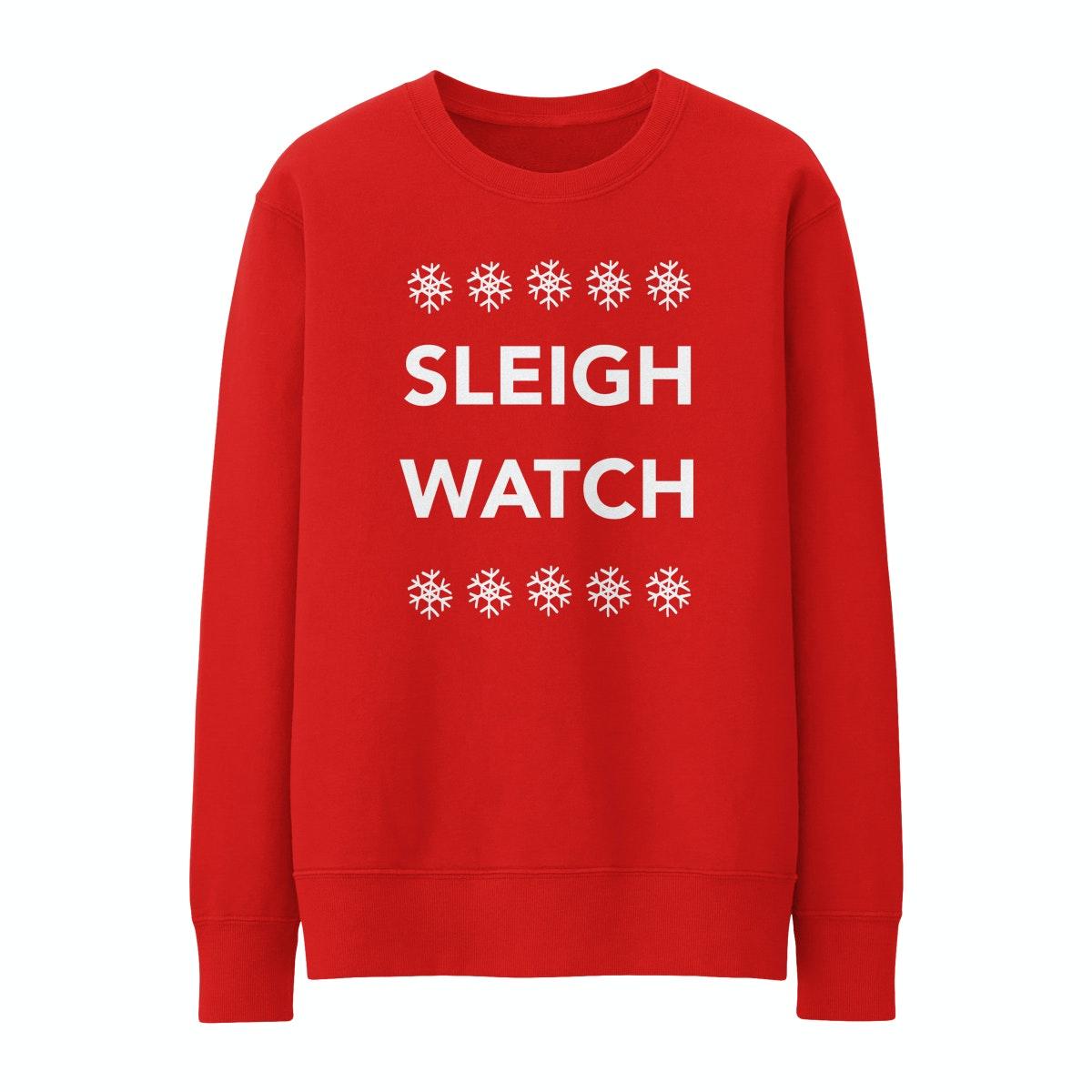 Sleigh Watch