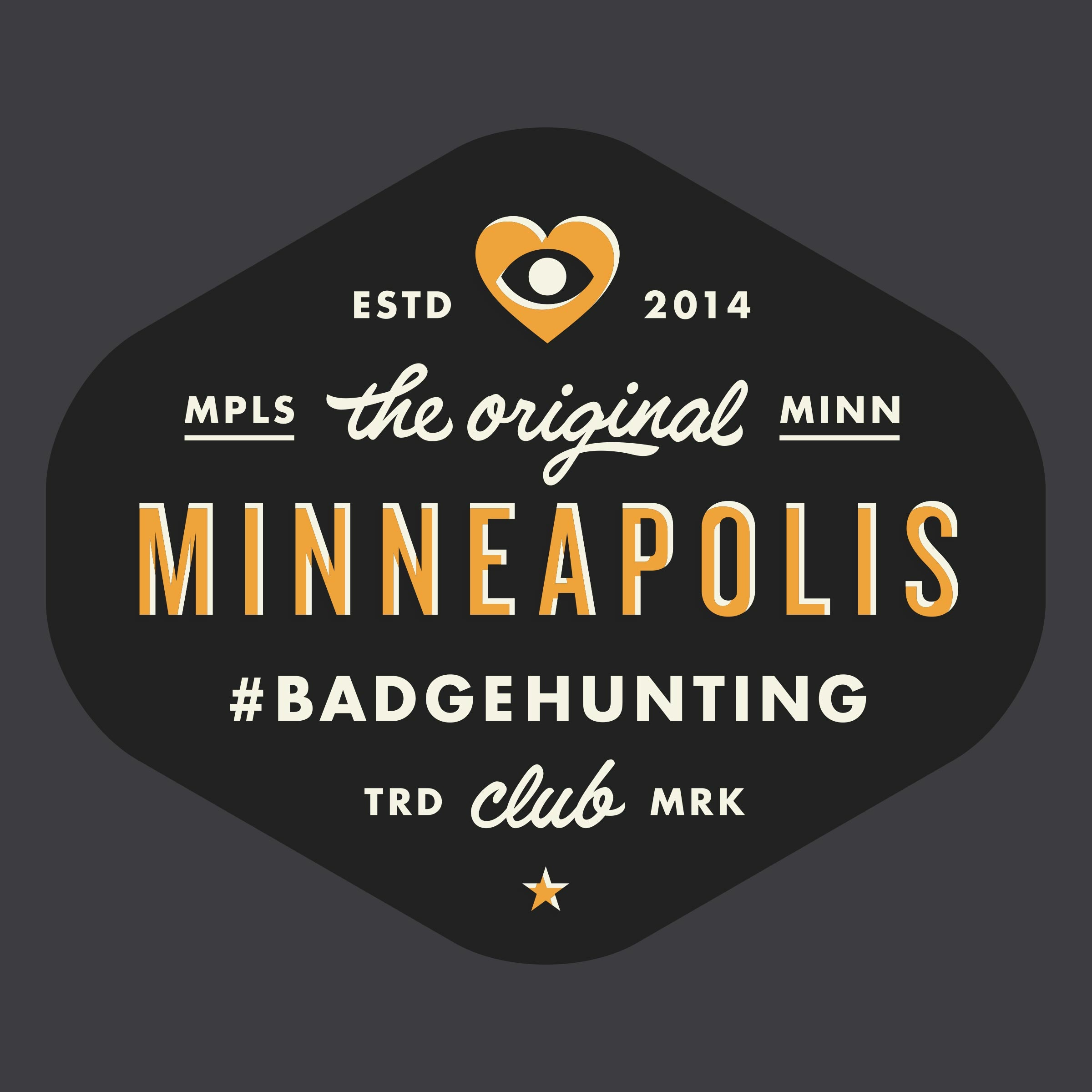 Minneapolis Badgehunting Club Detail
