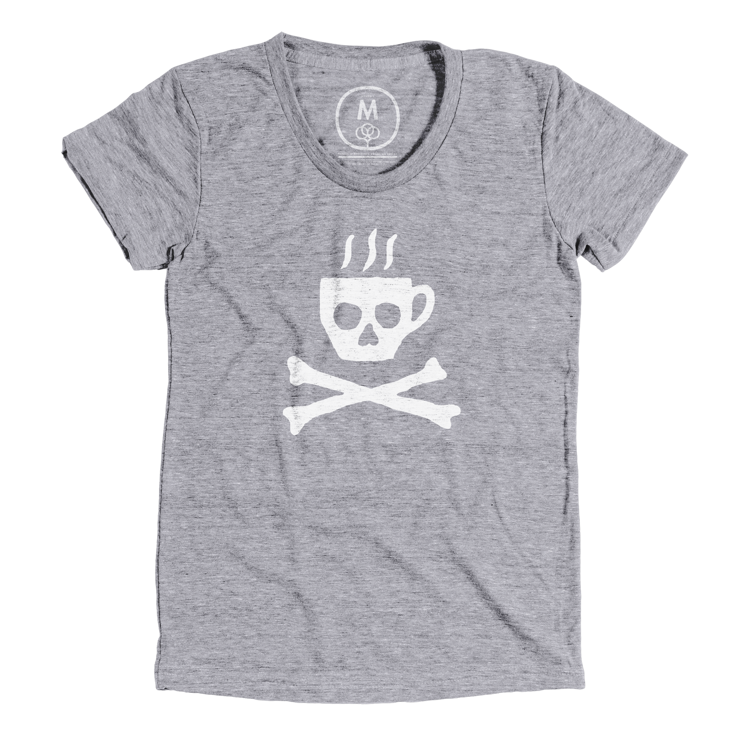 Death Before Decaf Premium Heather (Women's)