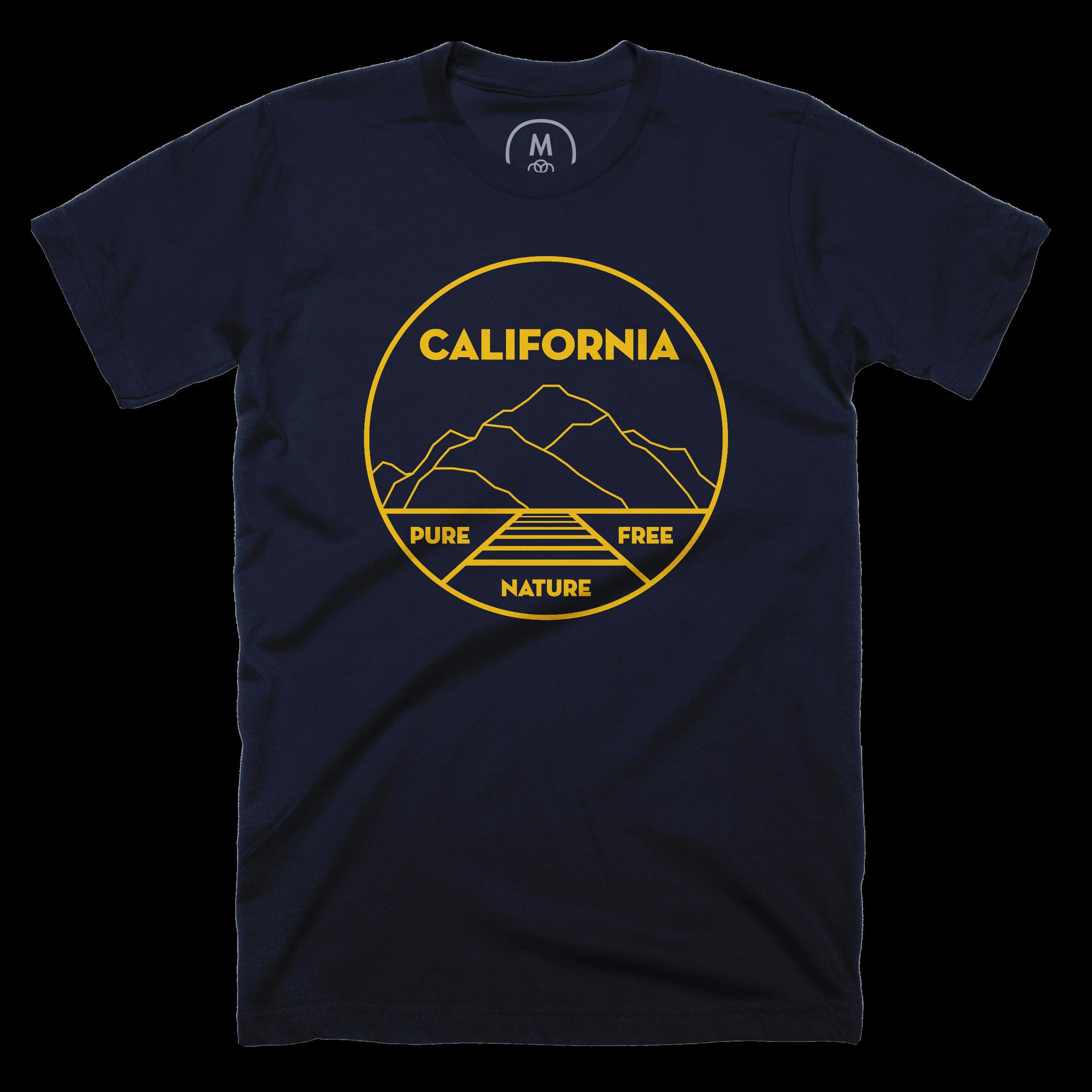 California Nature Tee